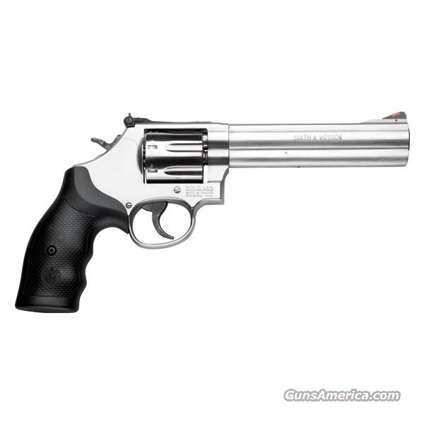 Smith&wesson sku:164198,686 Plus,357 magnum,NEW  Guns > Pistols > Smith & Wesson Revolvers > Full Frame Revolver
