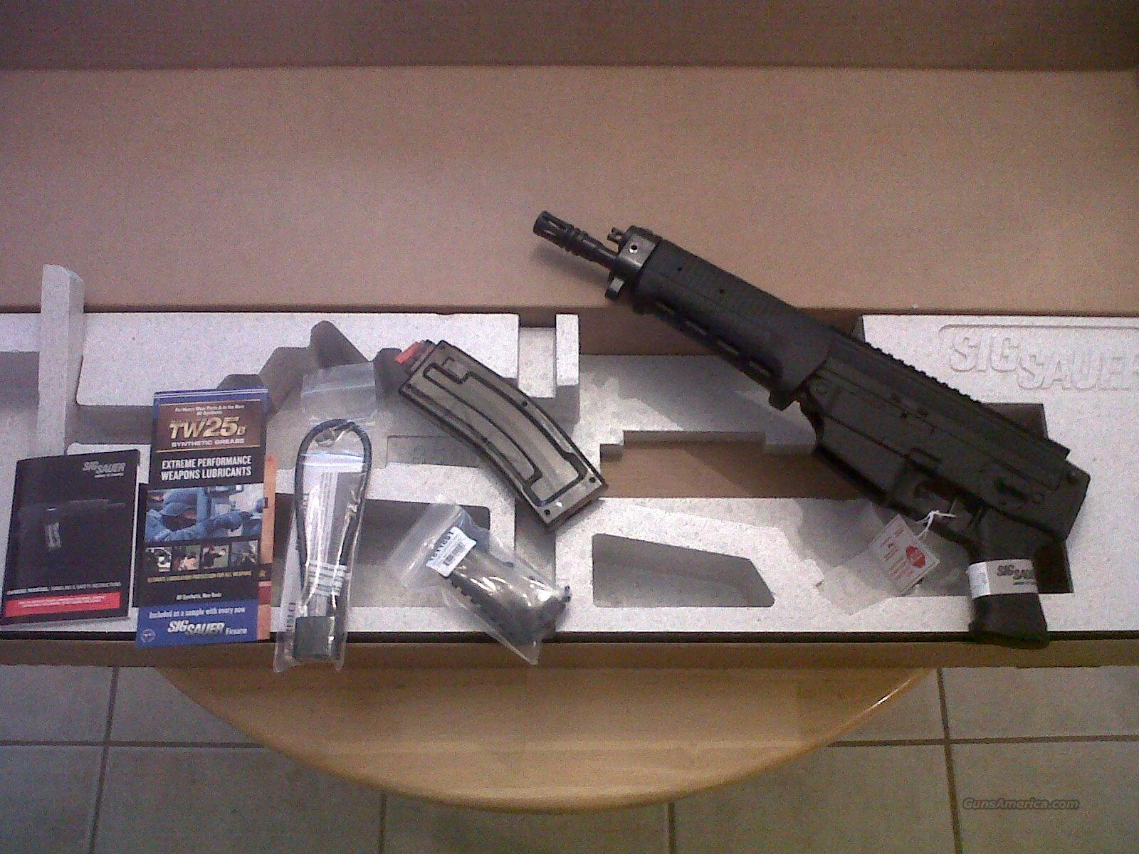 SIG SAUER P-522 tactical pistol with hi cap magazine brand new ar15 ar10,ak47  Guns > Pistols > Sig - Sauer/Sigarms Pistols > Other