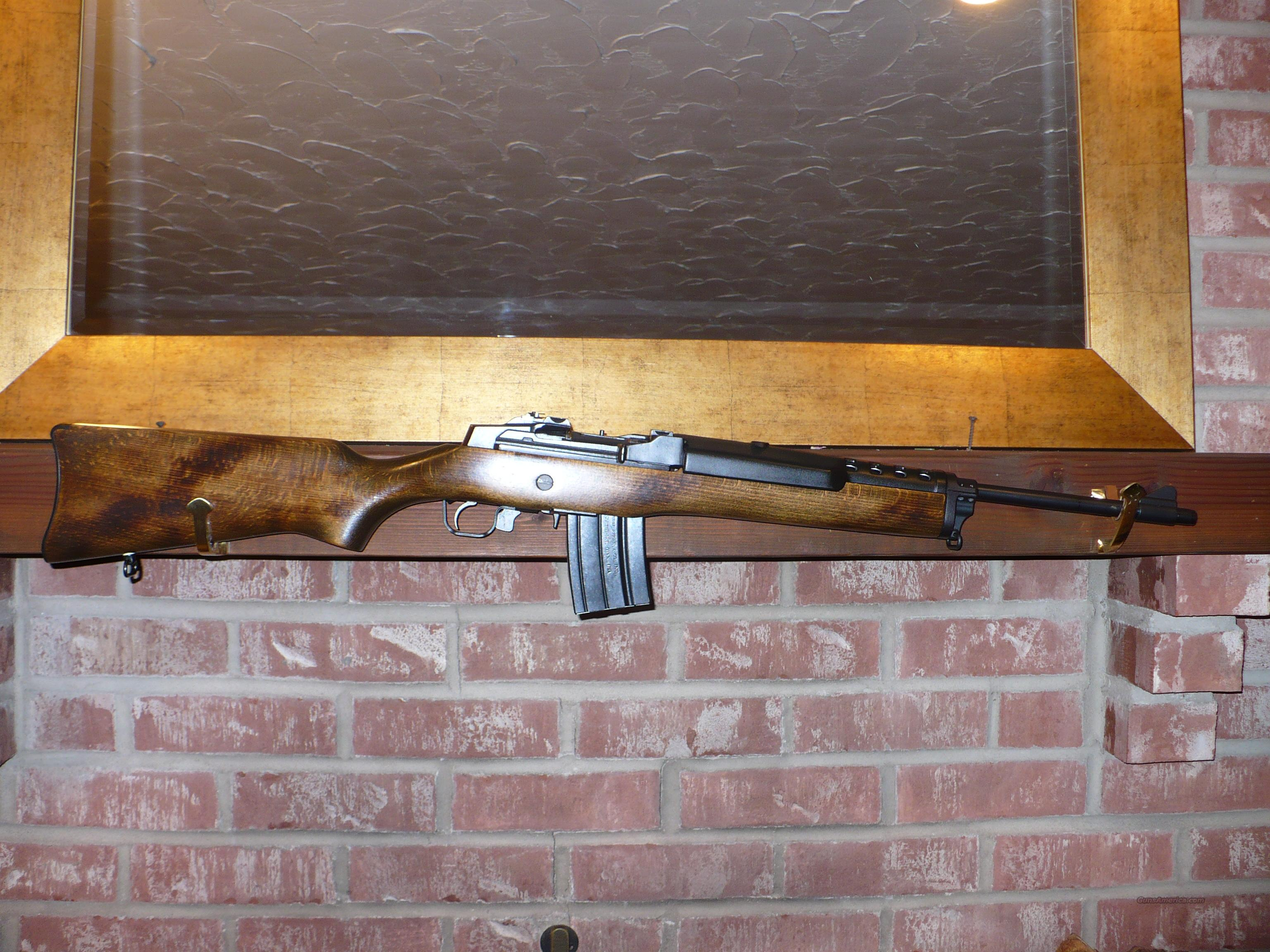 RUGER MINI 14 RANCH RIFLE .223  Guns > Rifles > Ruger Rifles > Mini-14 Type