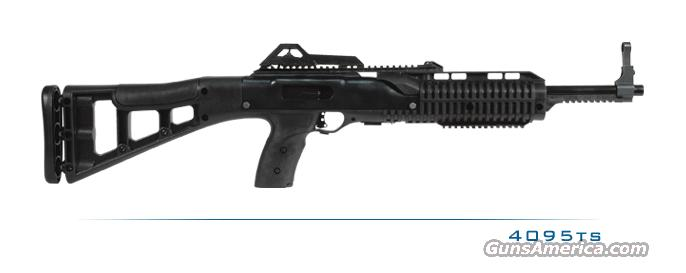 HI POINT Carbine with mag holder has 3 10 rd mags model 4095TSPRO tactical assault rifle  Guns > Rifles > Hi Point Rifles