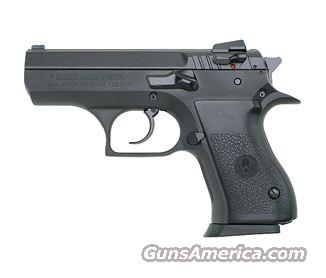 "Magnum research BE9912RB,Baby eagle,3.64""barrel,Compact,Black,9MM,NEW  Guns > Pistols > Magnum Research Pistols"