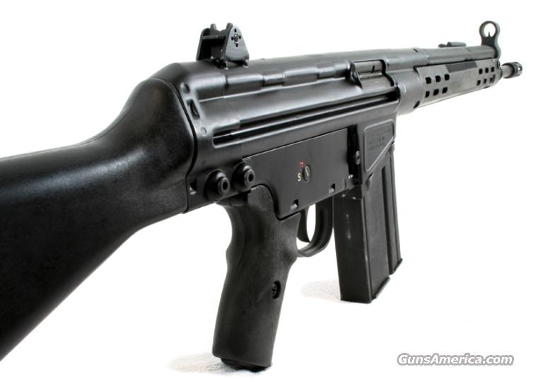 "Cetme 308win 16.5"" HK G3 type black synthetic 20 rd. CENT ri1189x model  Guns > Rifles > CETME Rifles"