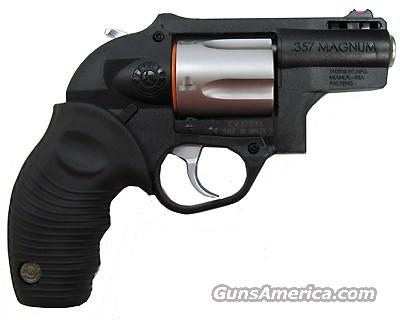 TAURUS stainless POLY 357 MAGNUM STAINLESS NEW  Guns > Pistols > Taurus Pistols/Revolvers > Revolvers