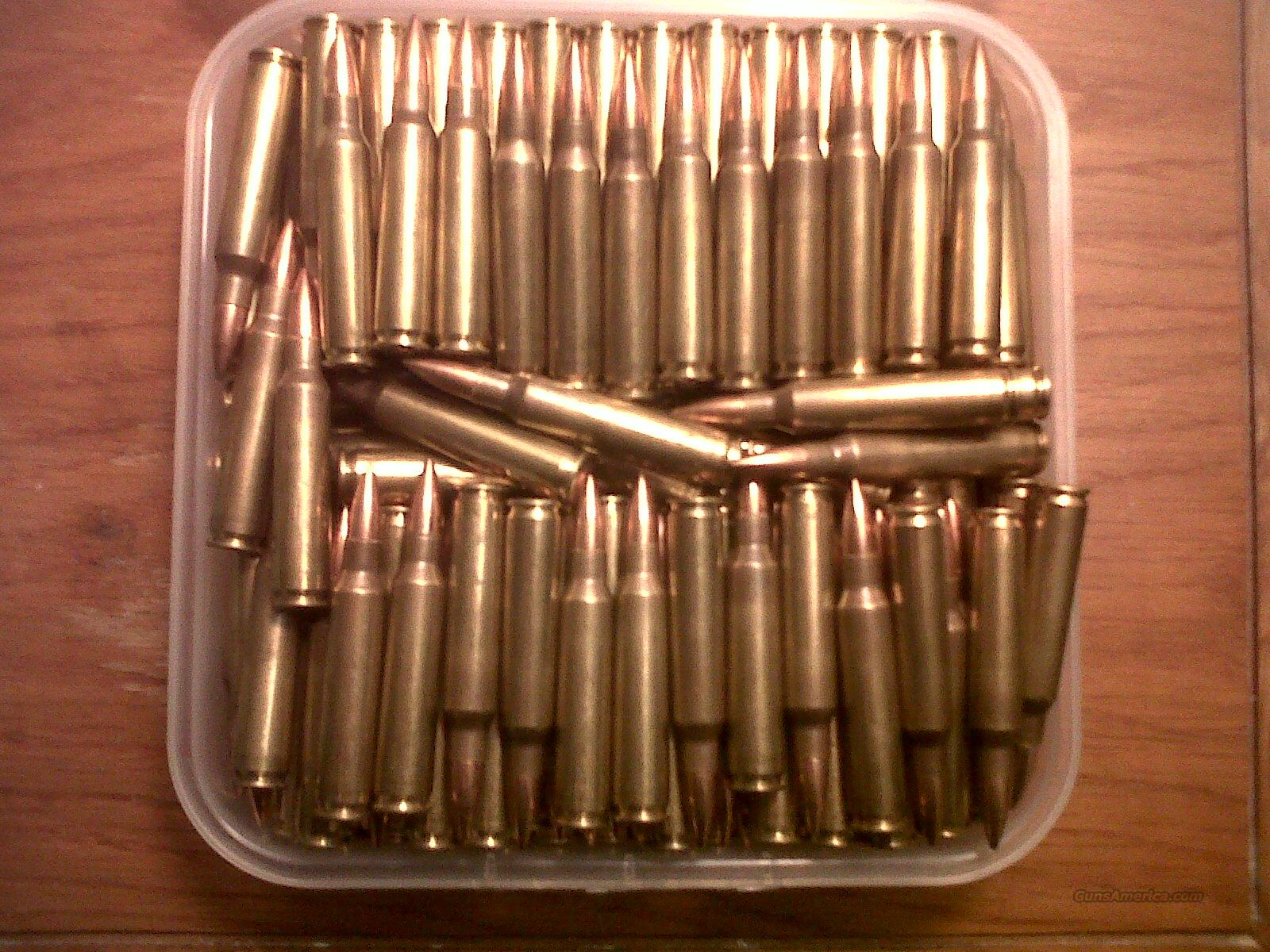 223 ar 15 ammo .223 these are reloads came with a trade in.. 200 rounds per container for 1 money  Non-Guns > Ammunition