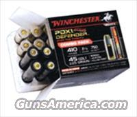 Winchester Elite combo pack 410/45 Pdxi defender Sku;s41045pd  Non-Guns > Ammunition