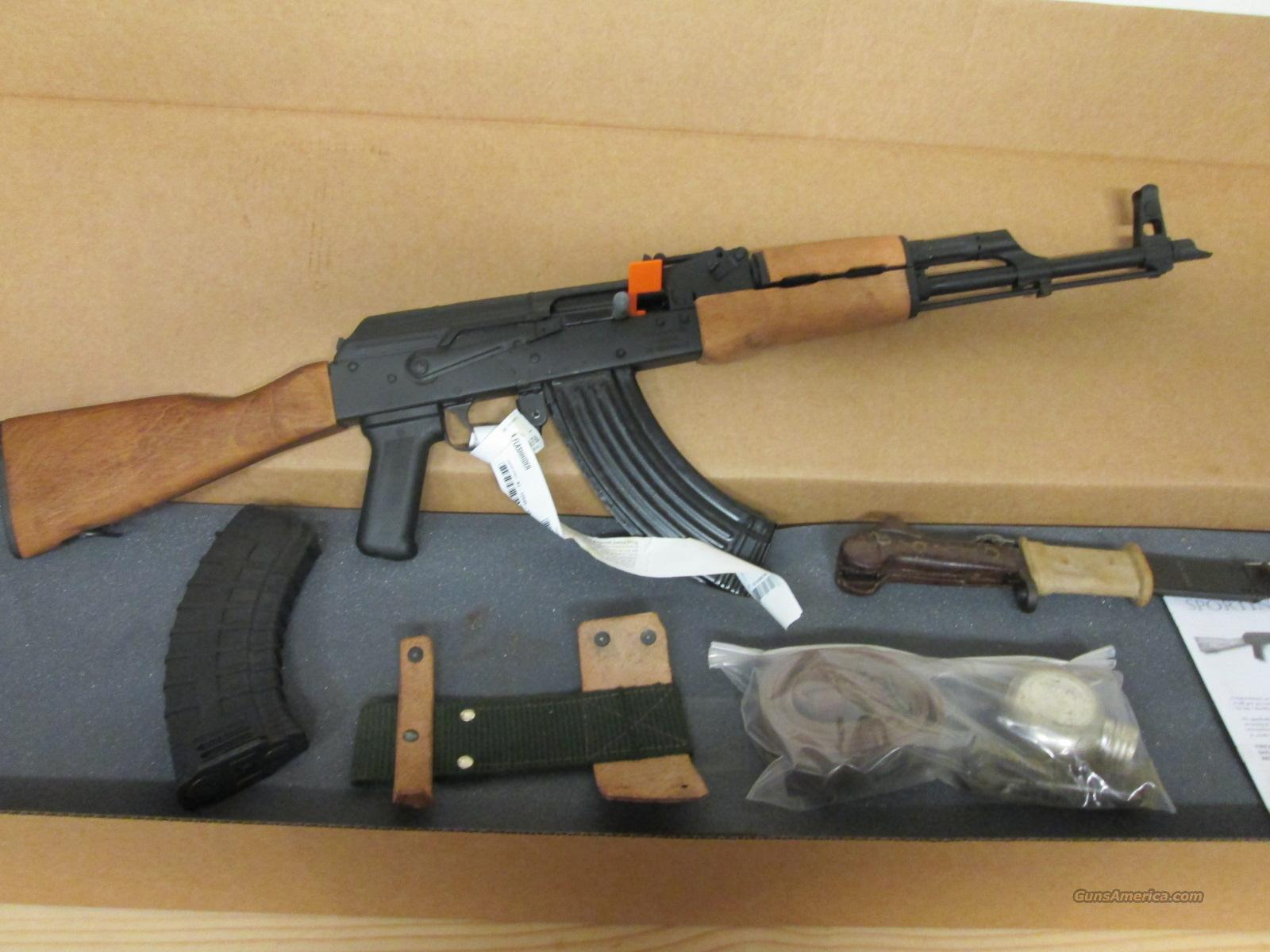 ON SALE! AK-47 WASR 10 Military LAST ONE!   Guns > Rifles > AK-47 Rifles (and copies) > Full Stock