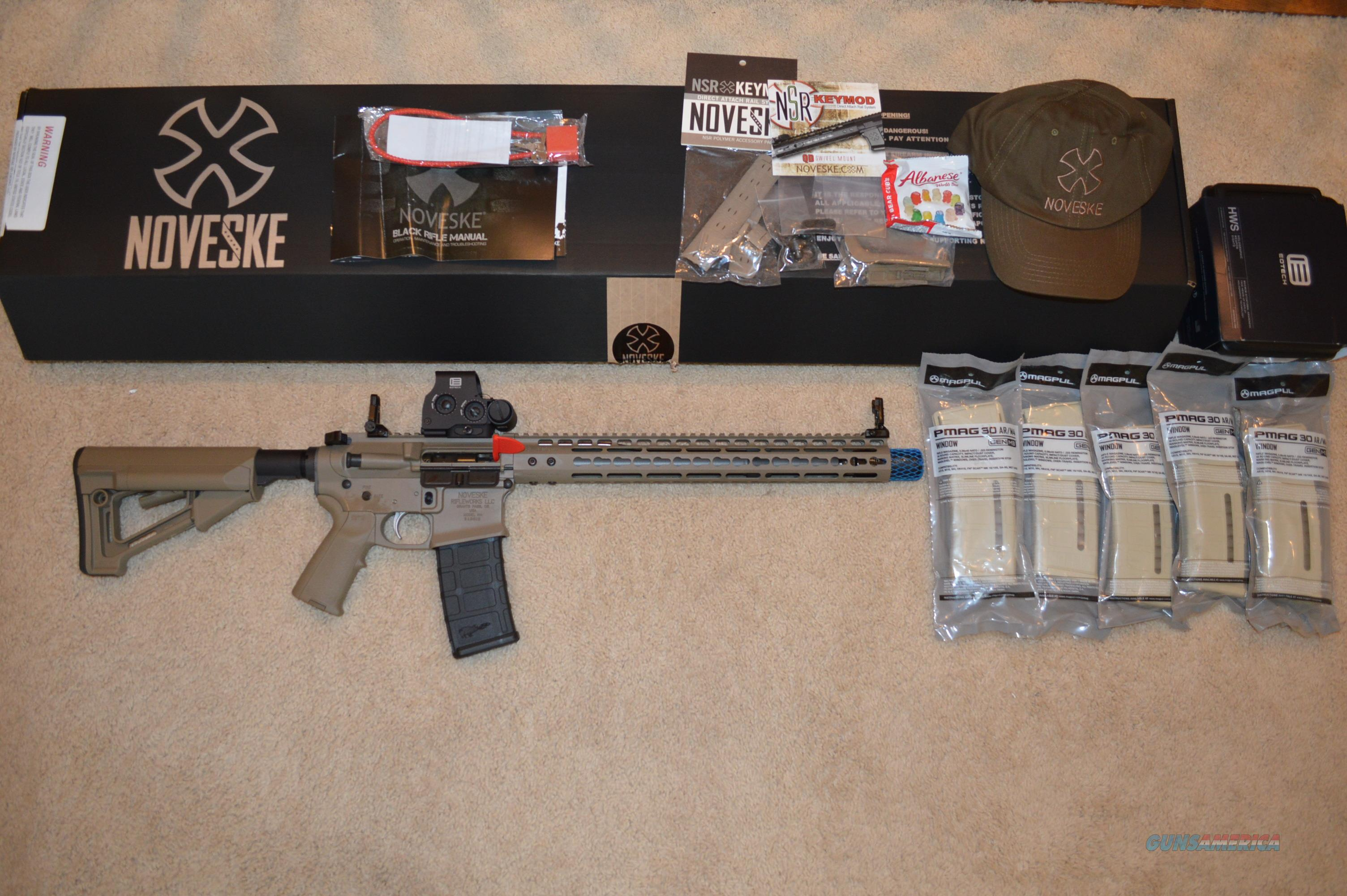 Noveske Infidel EoTech Package  Guns > Rifles > AR-15 Rifles - Small Manufacturers > Complete Rifle