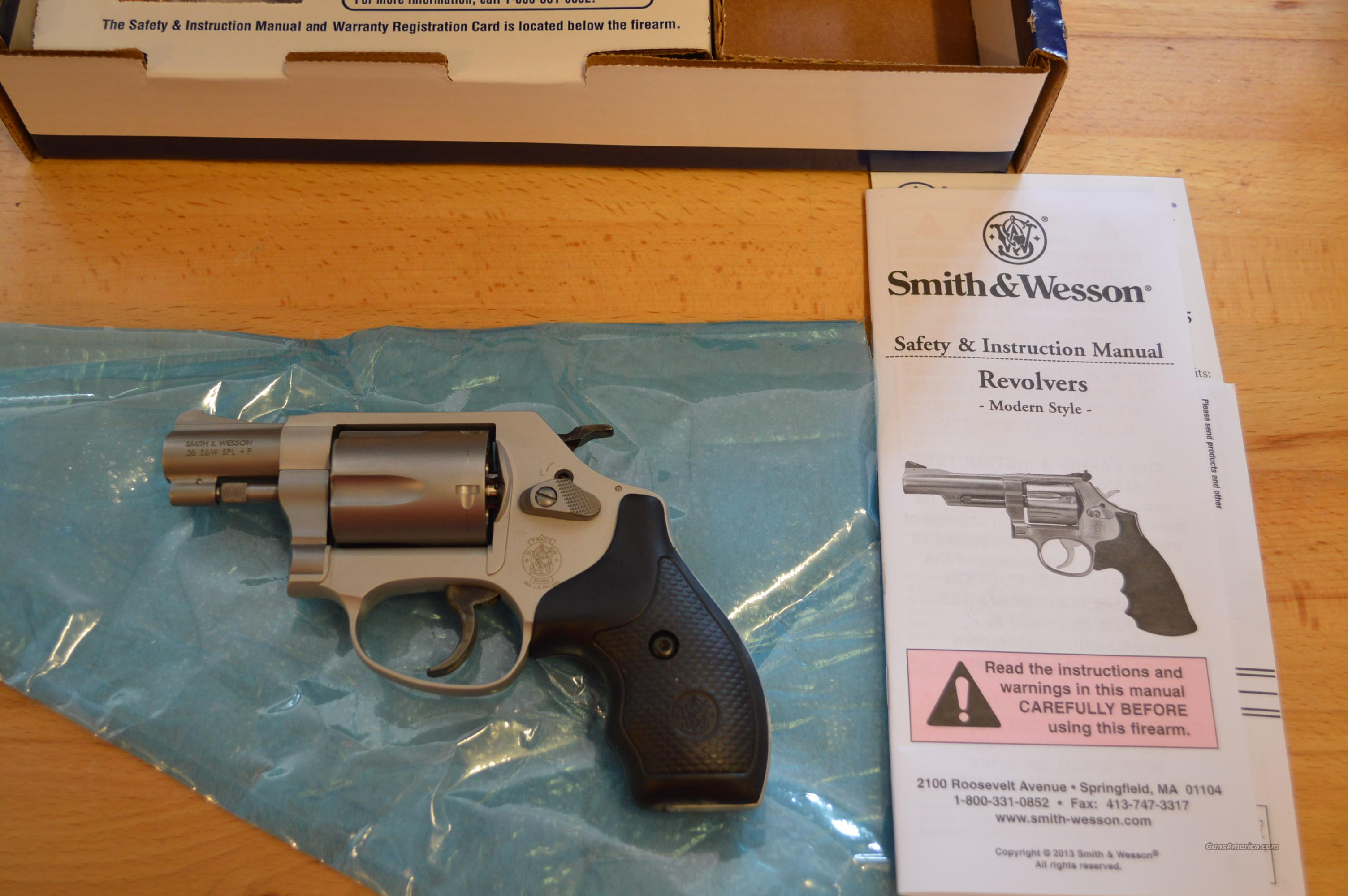 On Sale! Smith & Wesson 637 Airweight  Guns > Pistols > Smith & Wesson Revolvers > Pocket Pistols
