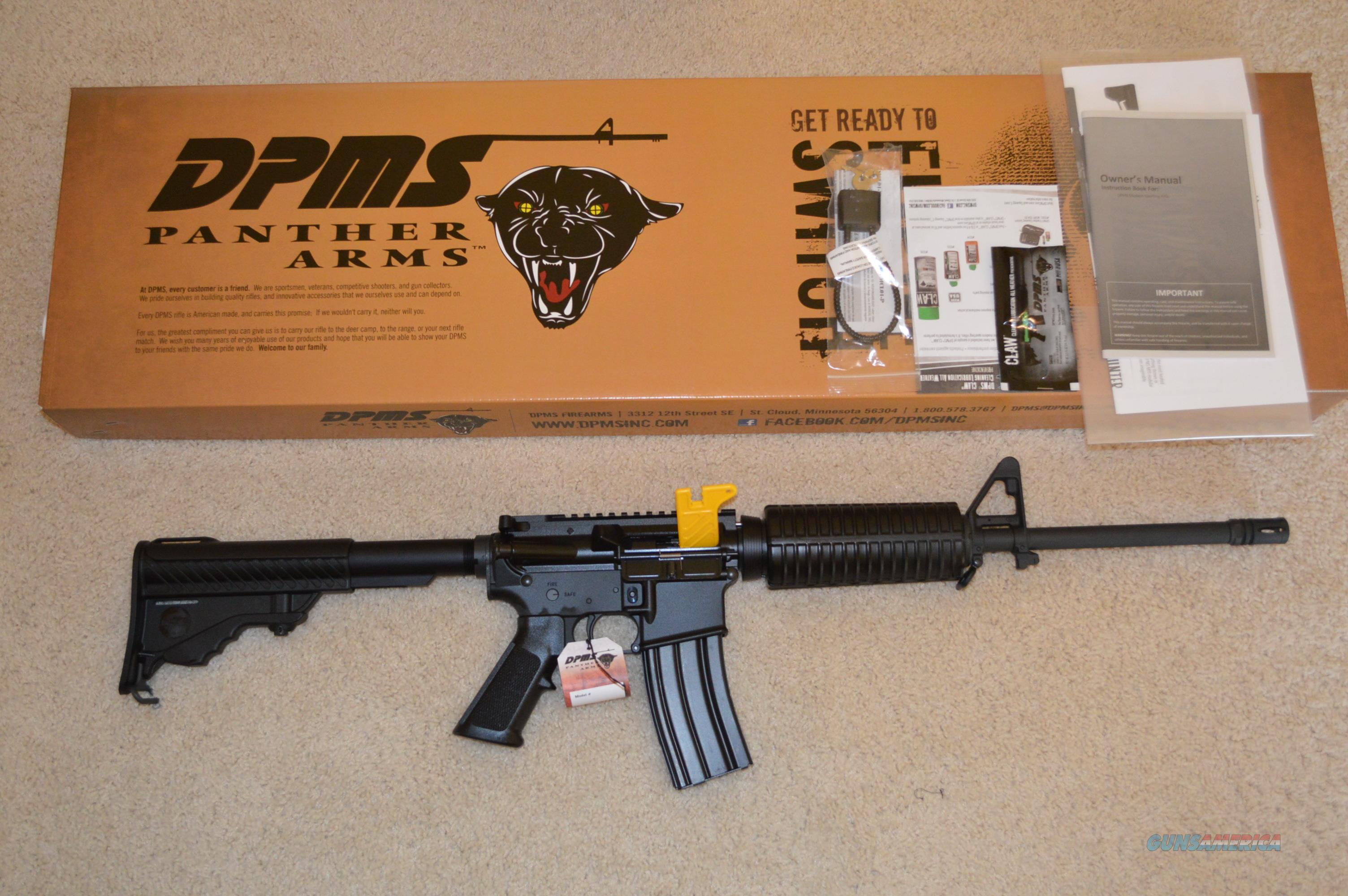 DPMS Carbine AR-15 PCAR HBAR   Guns > Rifles > DPMS - Panther Arms > Complete Rifle