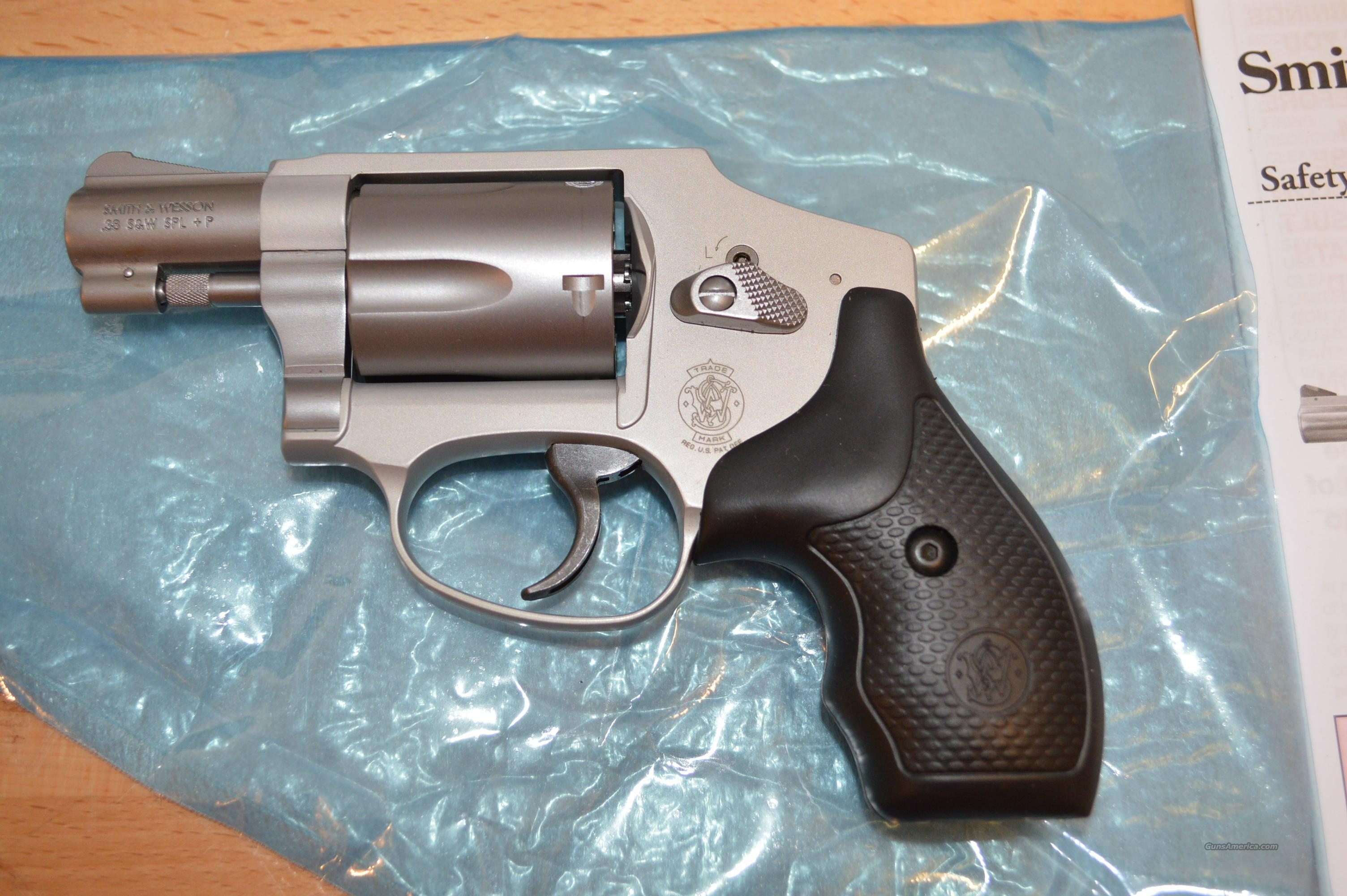 CLEARANCE SALE! Smith & Wesson 642  Guns > Pistols > Smith & Wesson Revolvers > Pocket Pistols