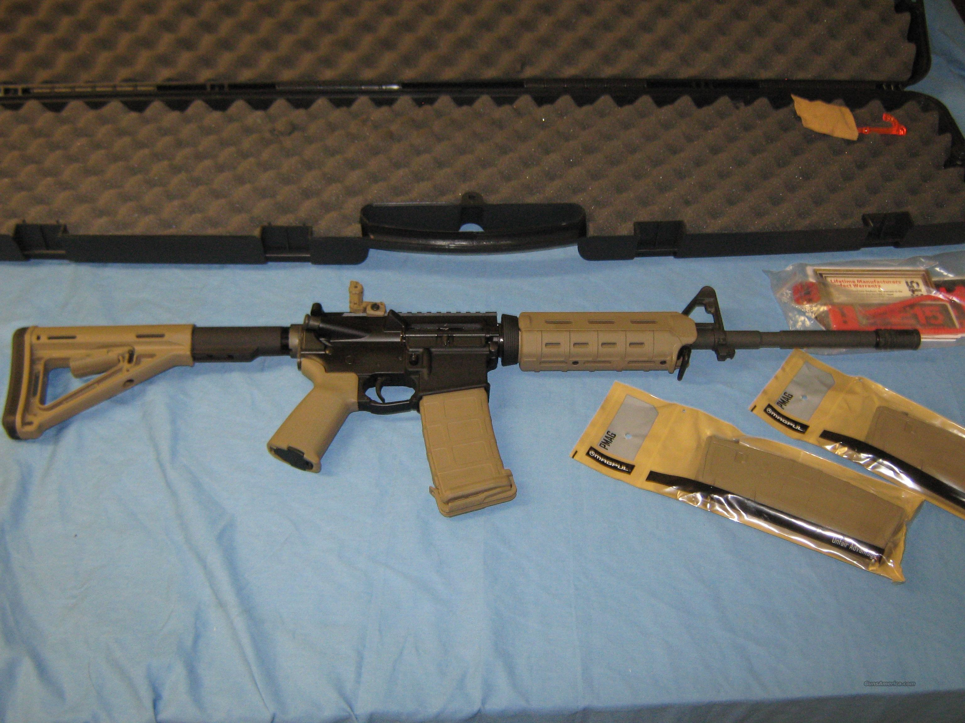 CORE 15 MOE + EXTRAS !!!  Guns > Rifles > AR-15 Rifles - Small Manufacturers > Complete Rifle