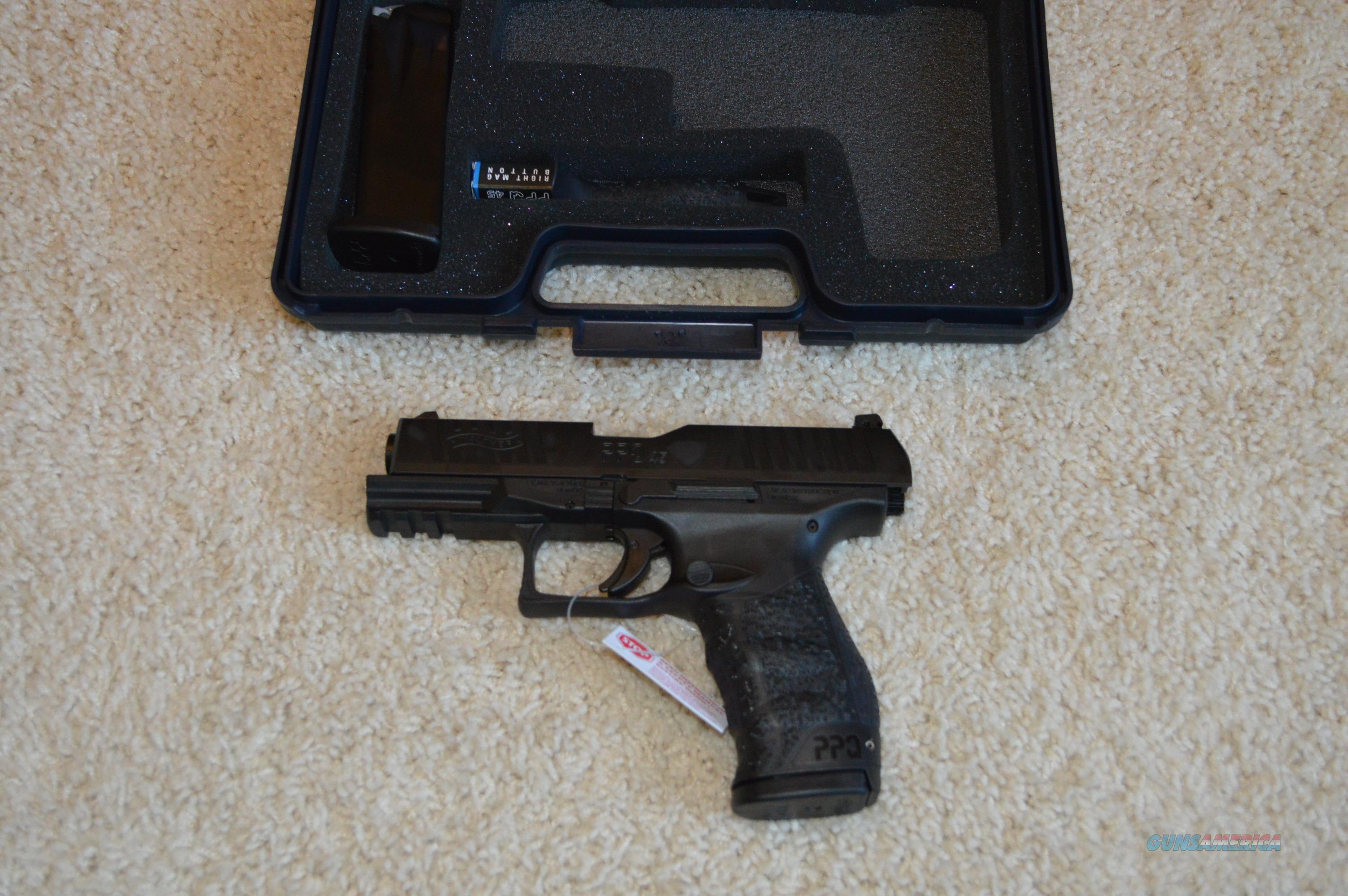 ON SALE! Walther PPQ M2 45acp  Guns > Pistols > Walther Pistols > Post WWII > P99/PPQ