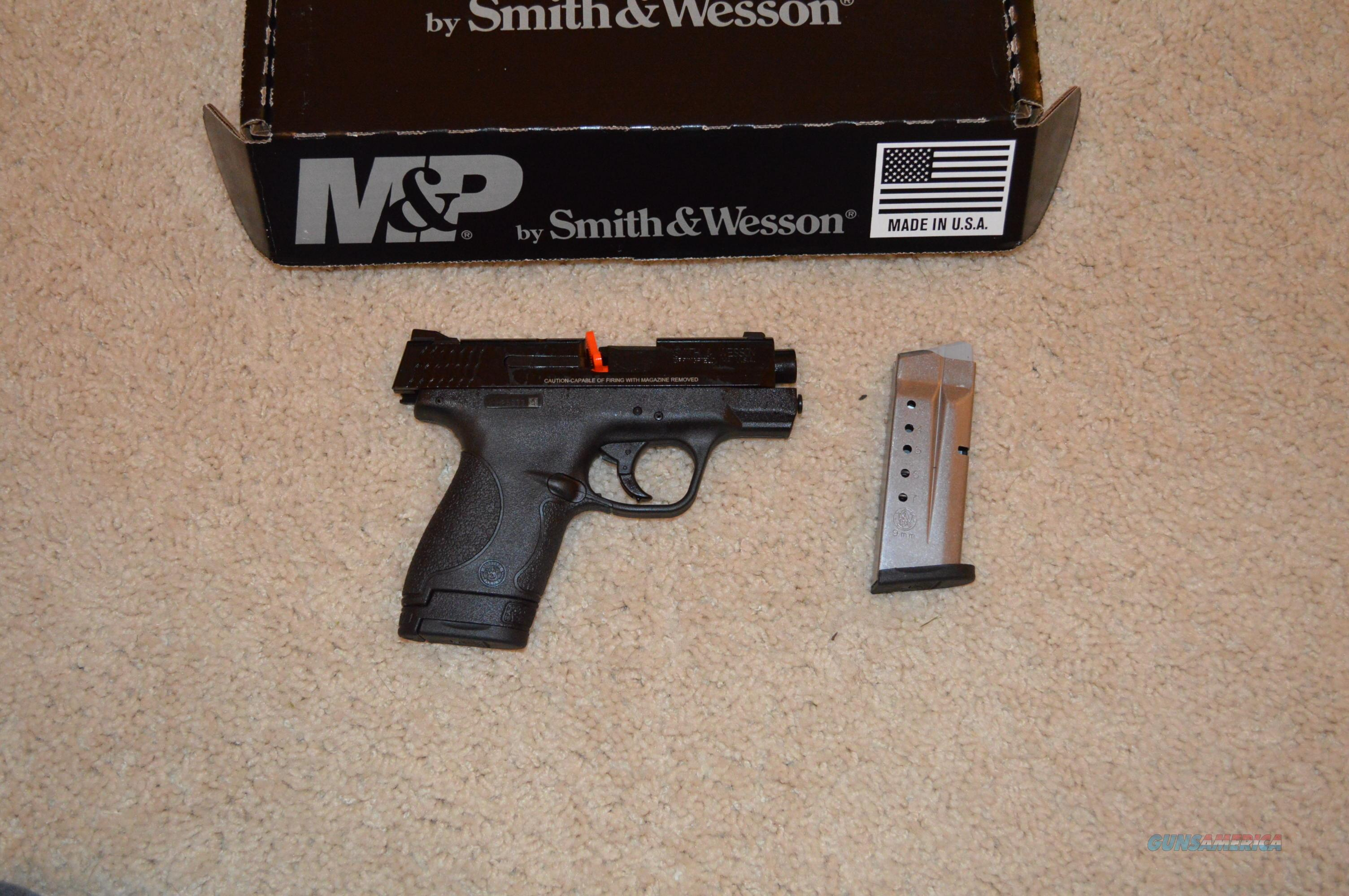 Smith and Wesson M&P Shield NTS Free Ship!  Guns > Pistols > Smith & Wesson Pistols - Autos > Shield