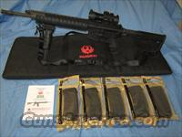 Ruger SR-556 FB  Guns > Rifles > Ruger Rifles > SR-556
