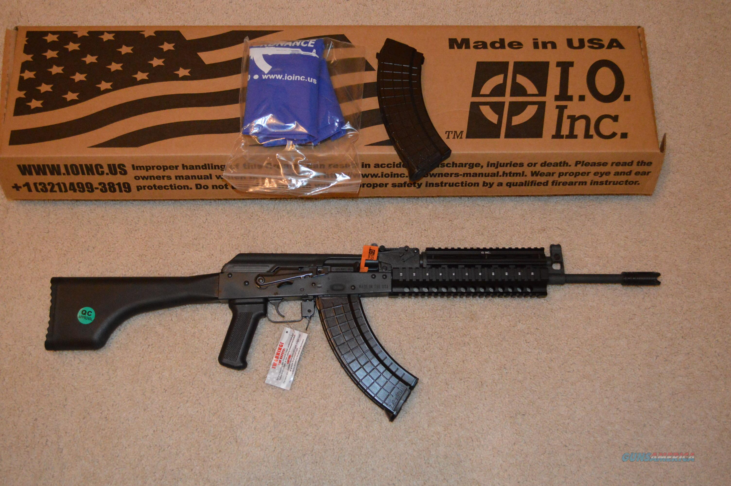Inter Ordnance M214 Tactical AK-47 FREE SHIP NO... for sale