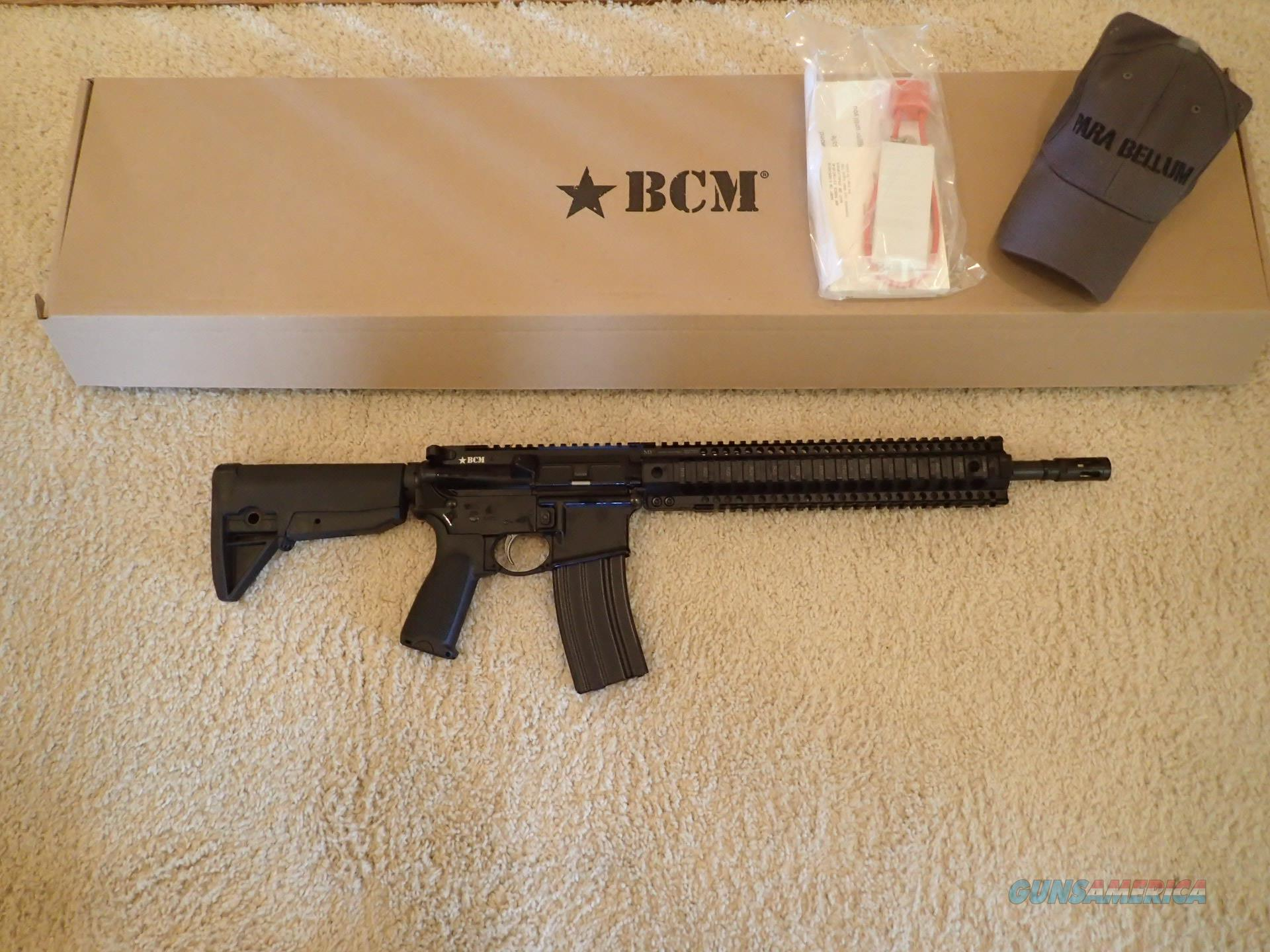 ON SALE! BCM Recce 14 Mod 0   Guns > Rifles > AR-15 Rifles - Small Manufacturers > Complete Rifle