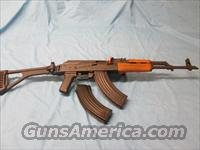 AK-47 WASR 10 FOLDING STOCK  Guns > Rifles > AK-47 Rifles (and copies) > Folding Stock