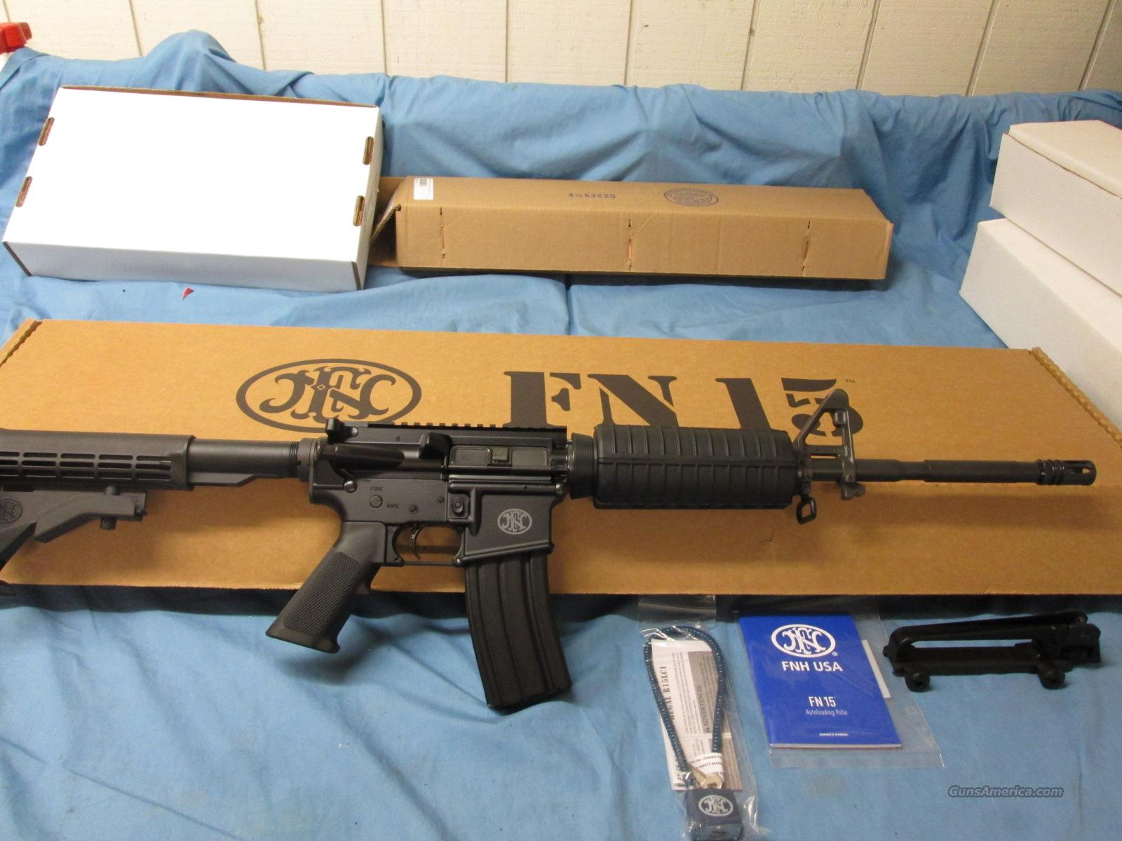 CLEARANCE SALE! FNH FN15   Guns > Rifles > FNH - Fabrique Nationale (FN) Rifles > Semi-auto > Other