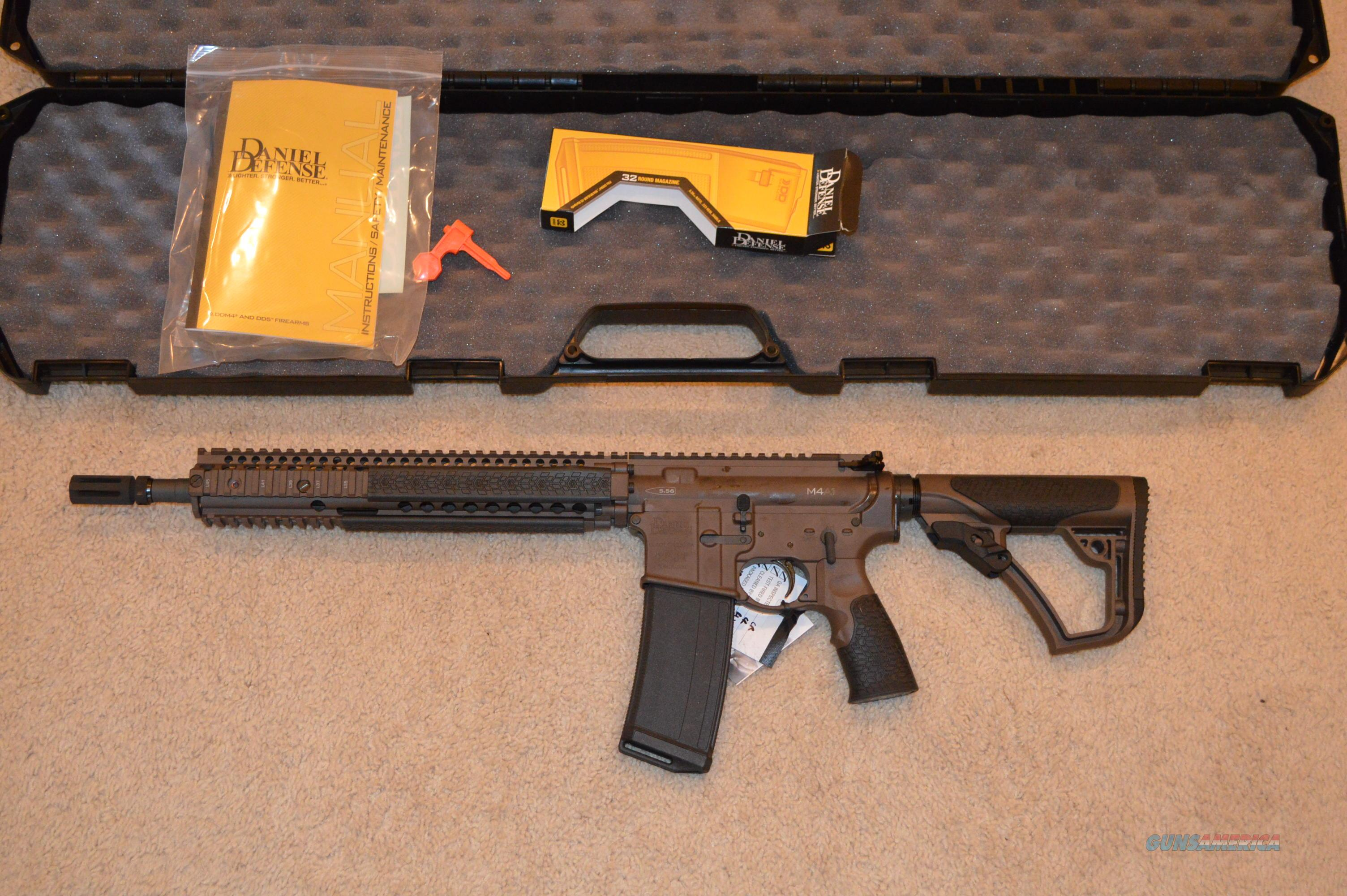 Daniel Defense DDM4 A1 Call for sale price!  Guns > Rifles > Daniel Defense > Complete Rifles