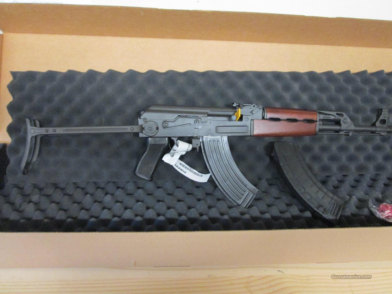 On Sale M70 ABM AK-47 Under Folder Milled   Guns > Rifles > AK-47 Rifles (and copies) > Folding Stock