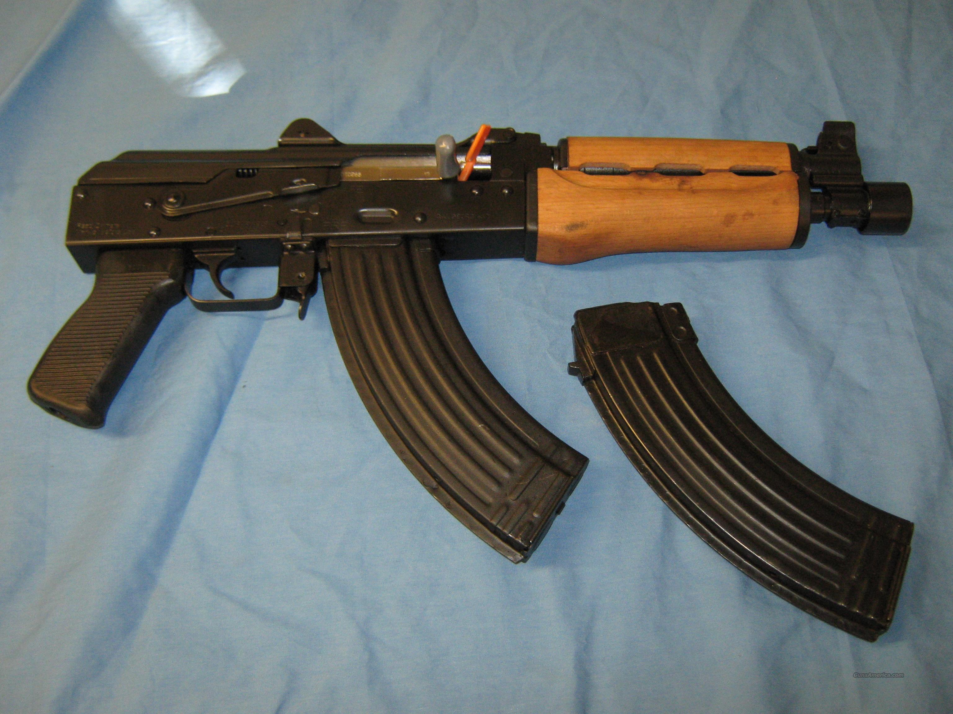 ON SALE!   ZASTAVA AK-47 M92 PAP PISTOL   Guns > Pistols > Century International Arms - Pistols > Pistols