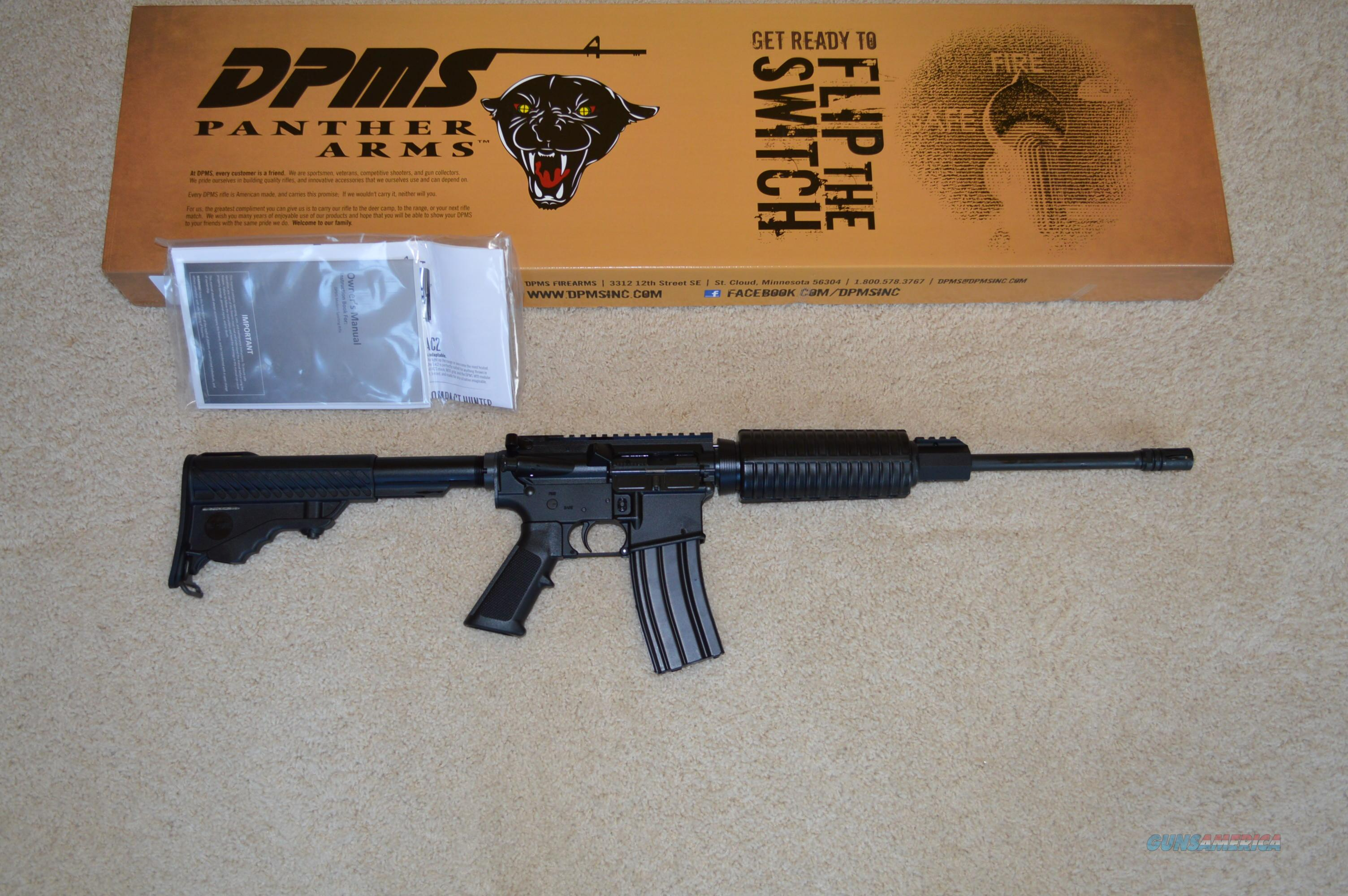 DPMS Oracle AR-15  Guns > Rifles > DPMS - Panther Arms > Complete Rifle