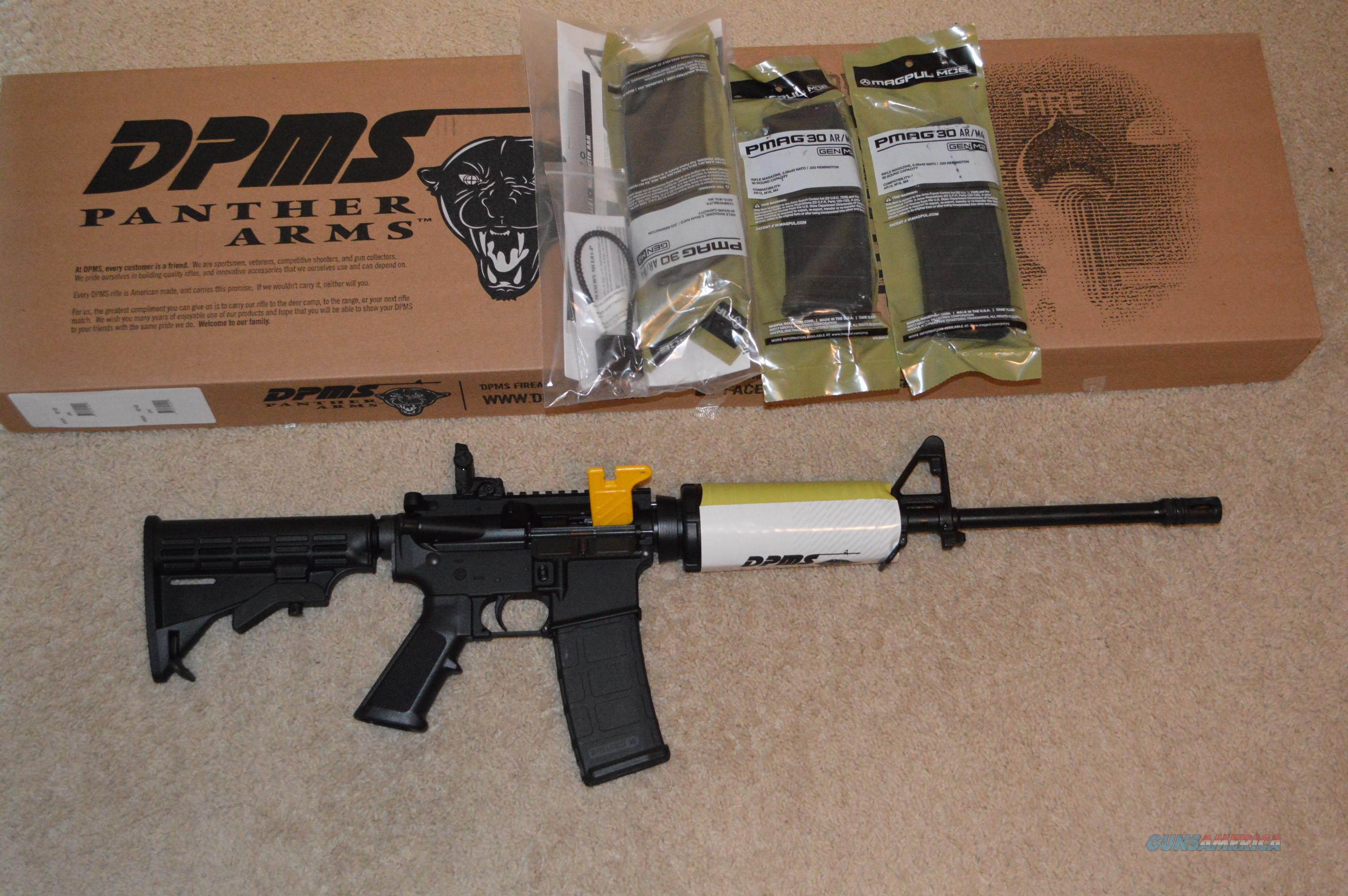 On Sale DPMS LCAR AR15 + Extras  Guns > Pistols > Zenith > Zenith Pistols