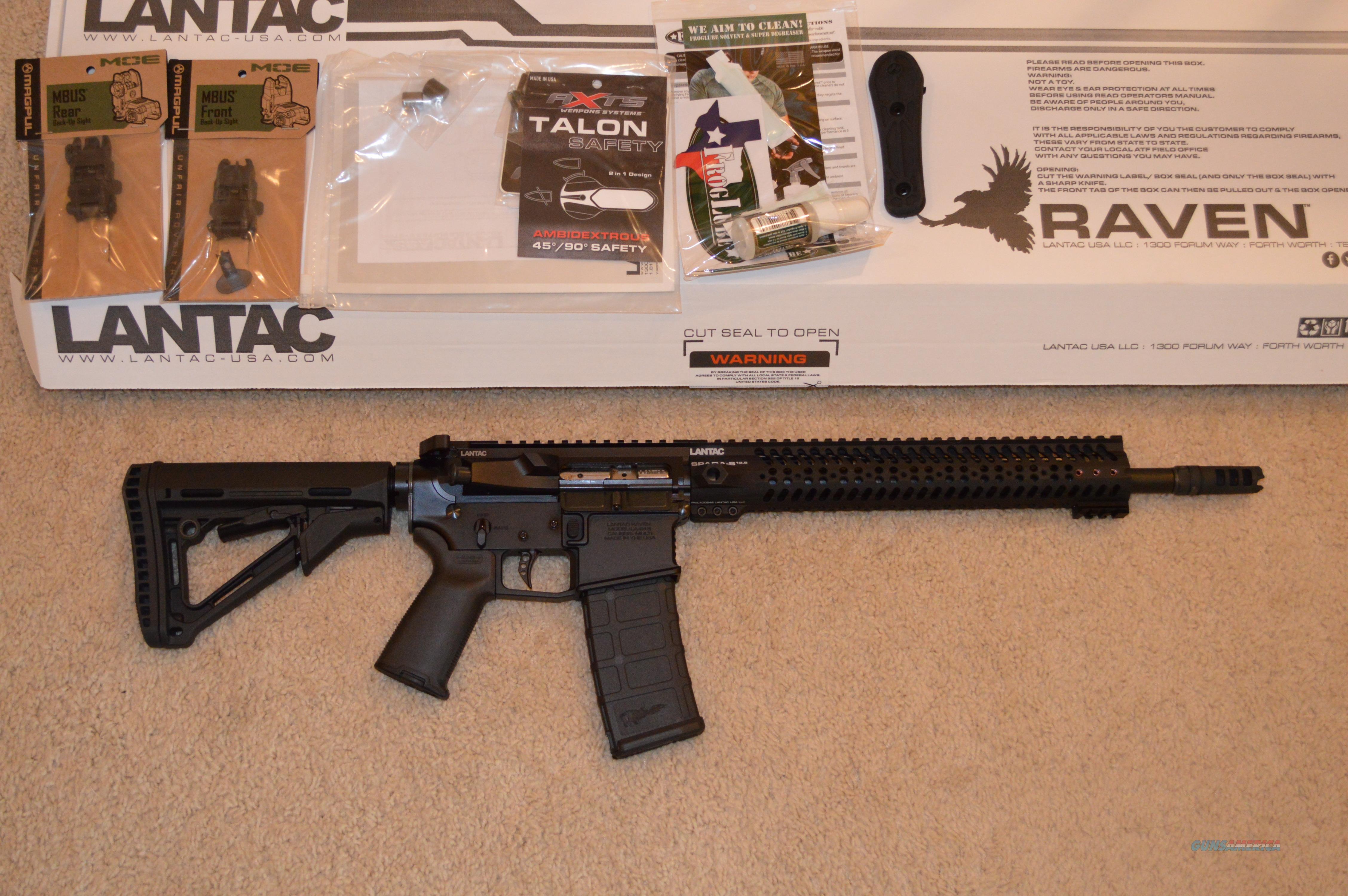 Lantac Raven LA-R15   Guns > Rifles > AR-15 Rifles - Small Manufacturers > Complete Rifle