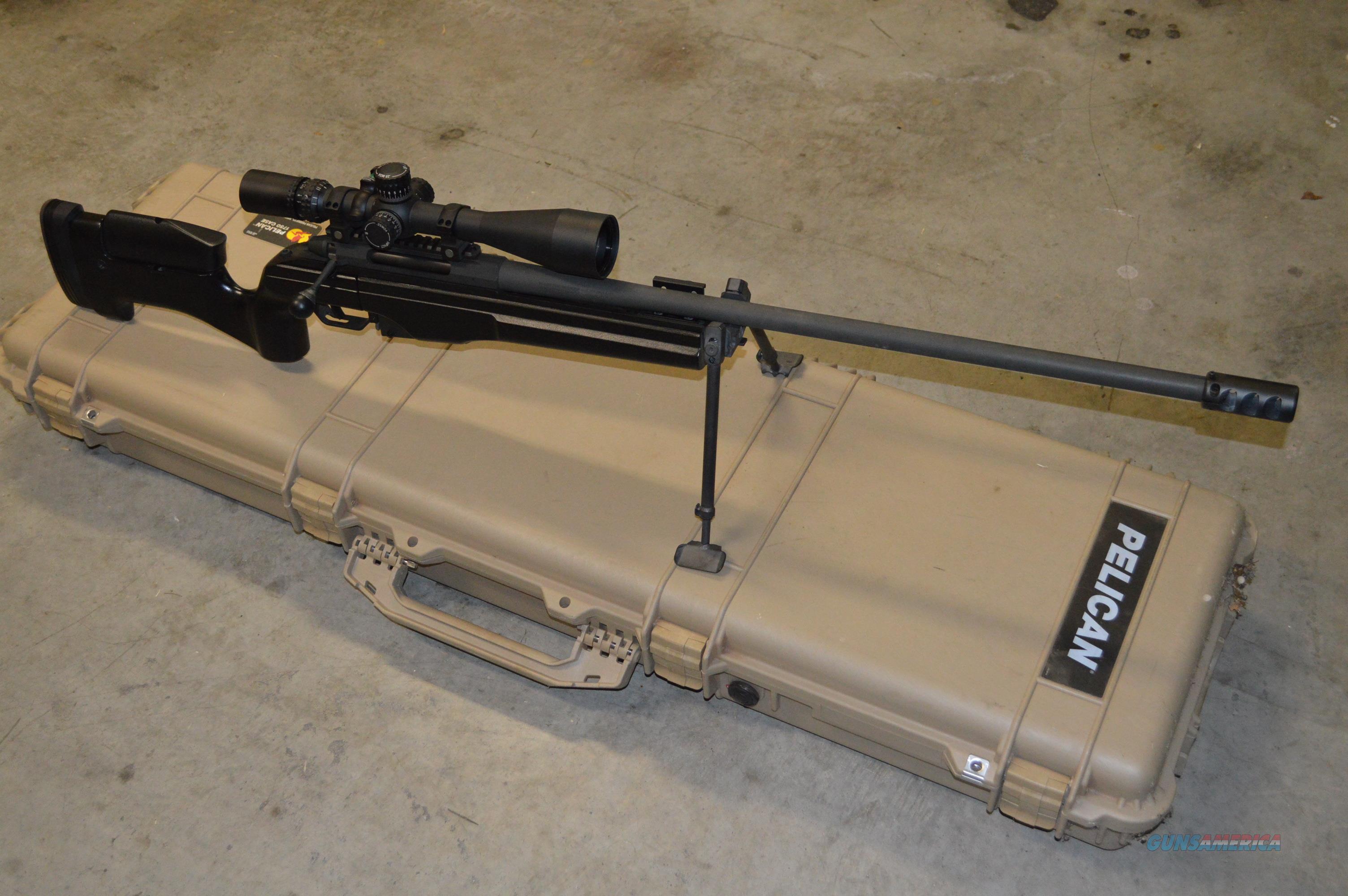 Sako TRG-42 338 Lapua + Nightforce NXS + Extras  Guns > Rifles > Sako Rifles > Other Bolt Action