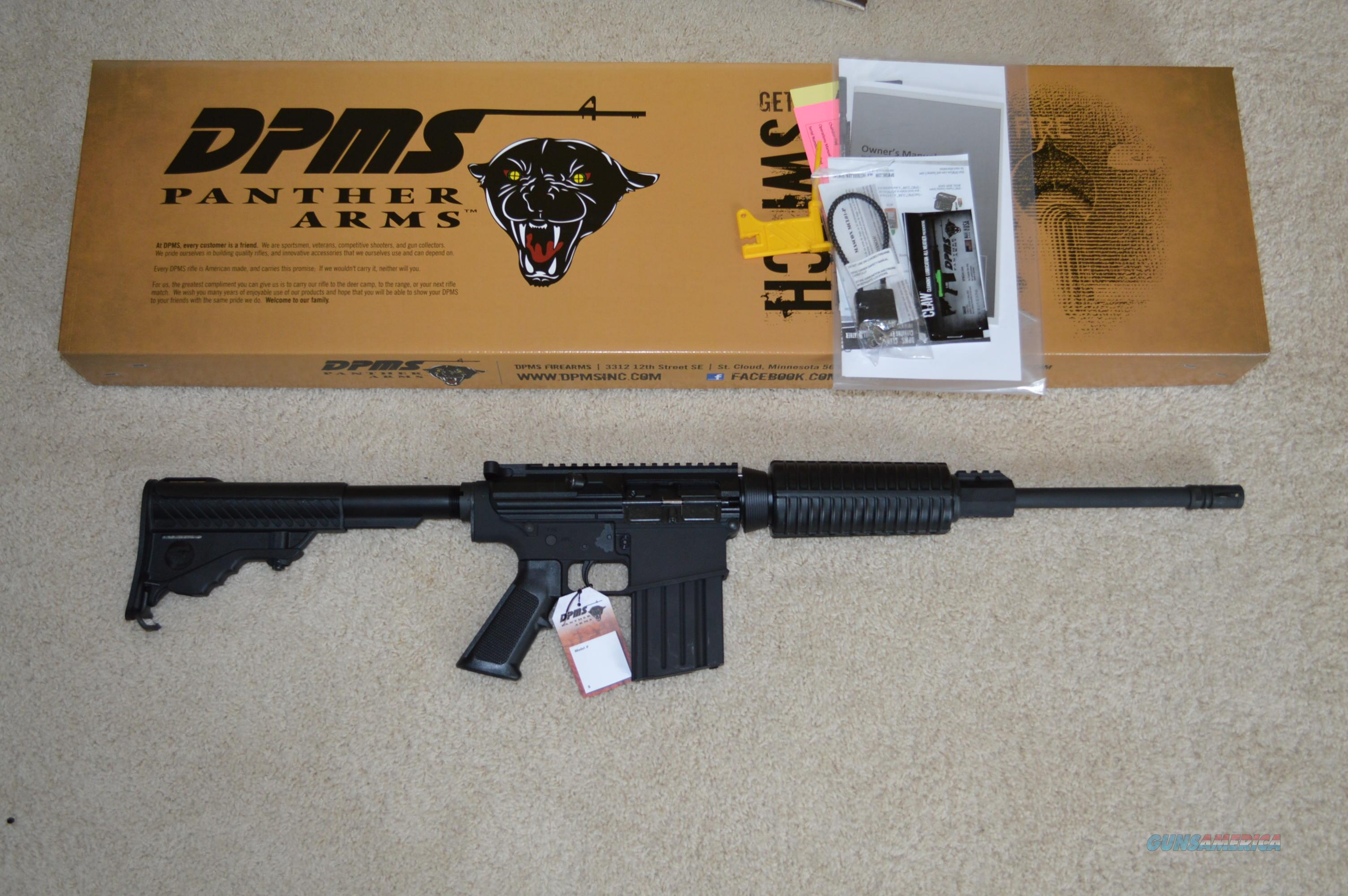 Year End Sale! DPMS Oracle 7.62x51 (308)  Guns > Rifles > DPMS - Panther Arms > Complete Rifle