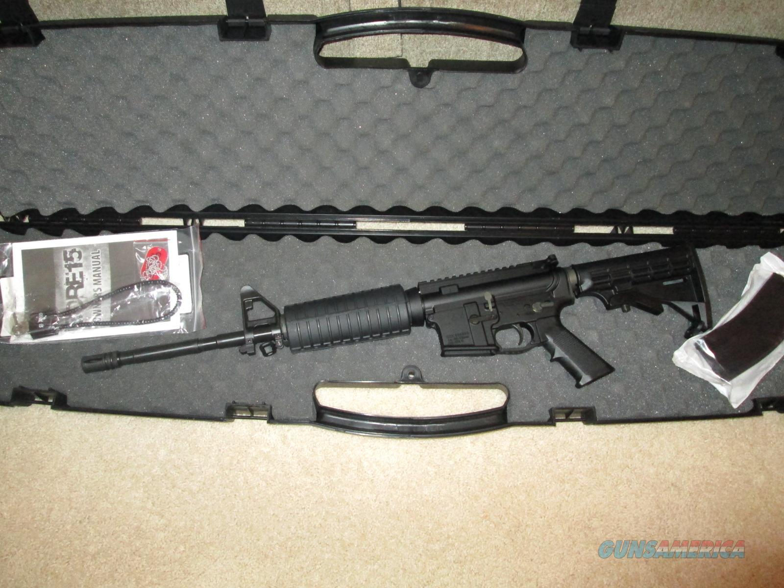 ON SALE! Core15 M4 Scout AR-15  Guns > Rifles > AR-15 Rifles - Small Manufacturers > Complete Rifle