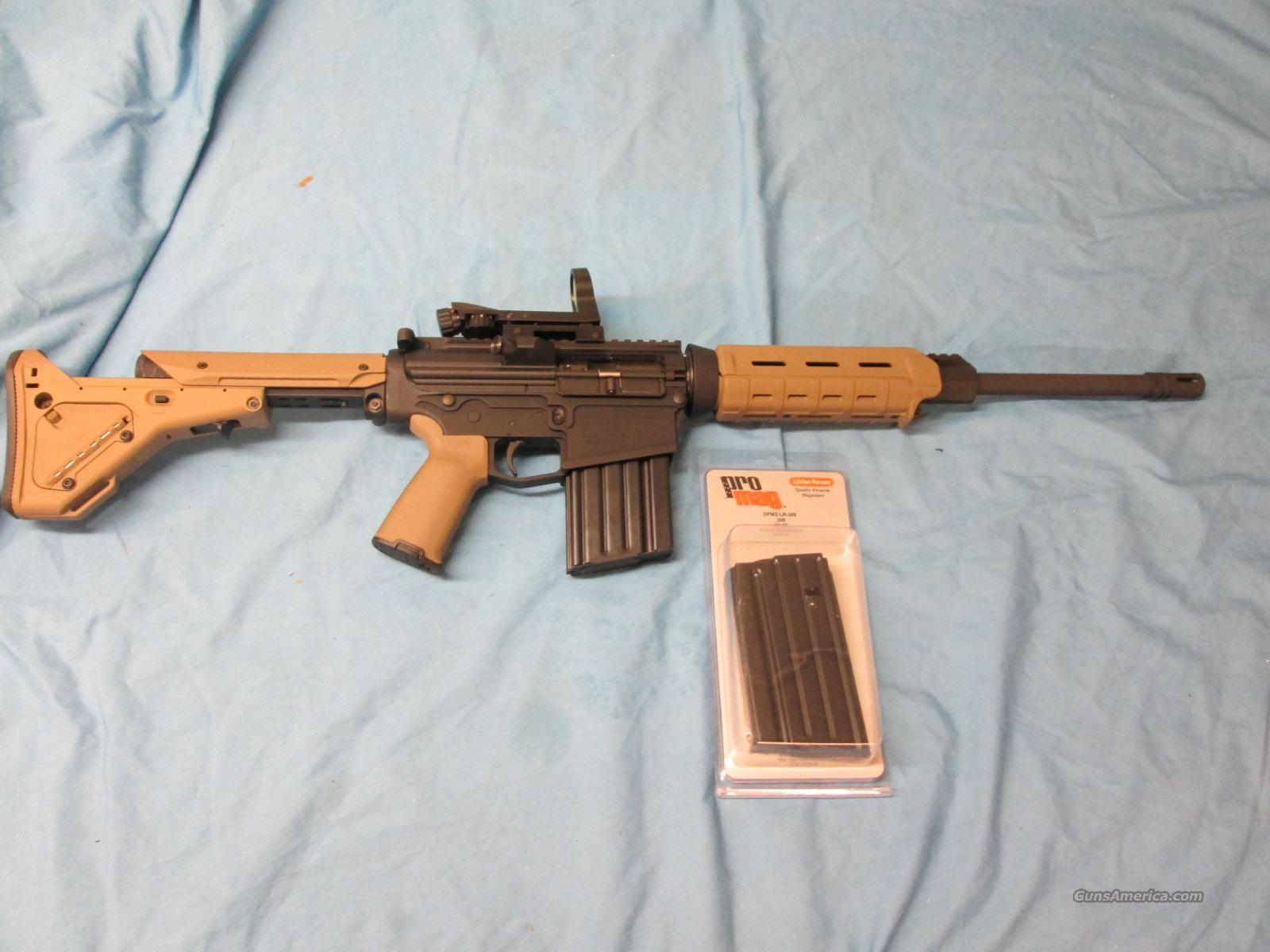 DPMS 308 Rifle Magpul UBR  Guns > Rifles > DPMS - Panther Arms > Complete Rifle