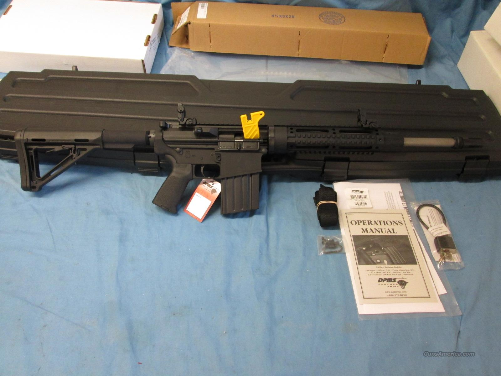 DPMS RECON 308 7.62x51  Guns > Rifles > DPMS - Panther Arms > Complete Rifle