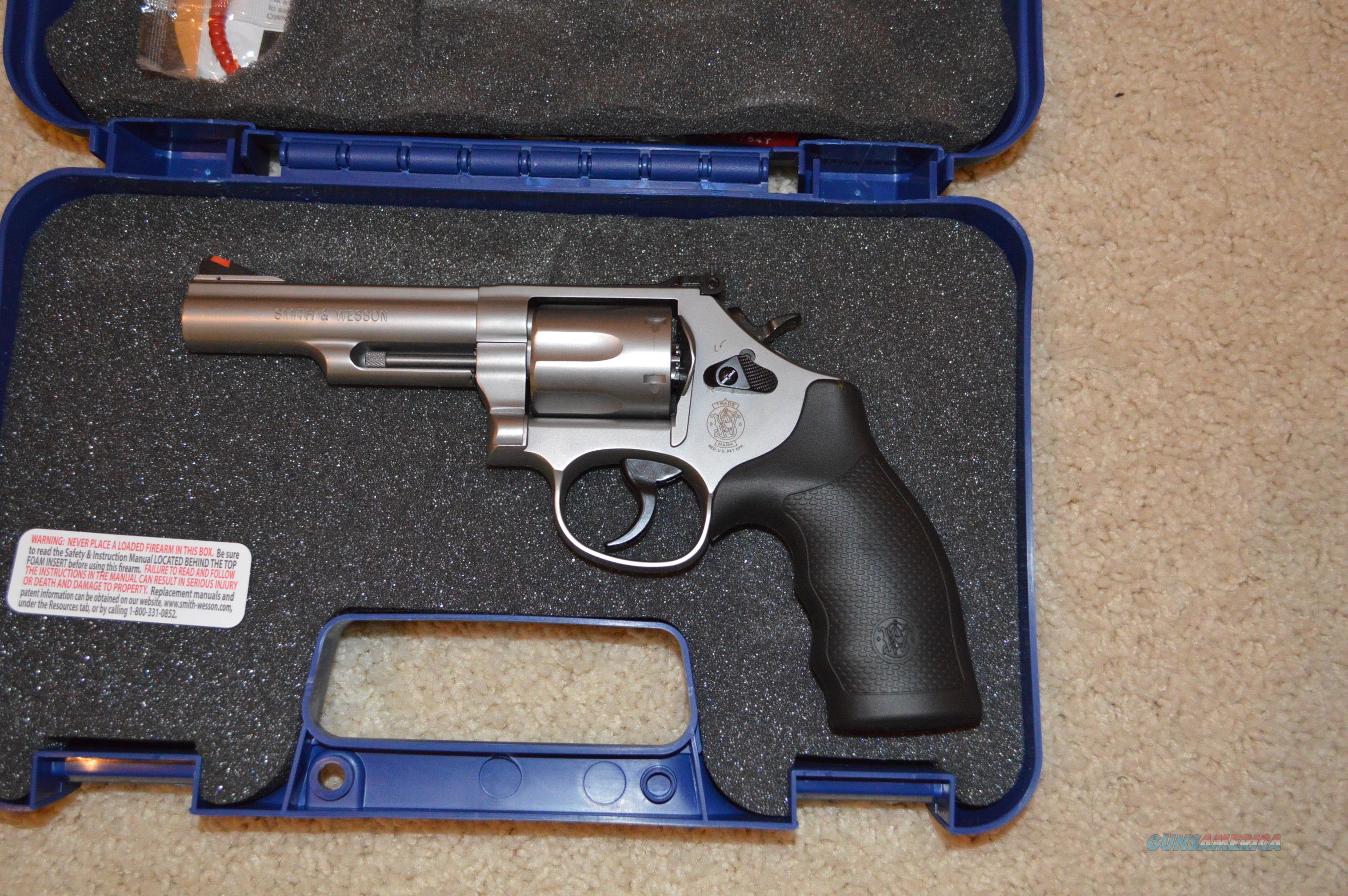 Black friday Sale! Smith and Wesson Model 66 357 Magnum  Guns > Pistols > Smith & Wesson Revolvers > Full Frame Revolver