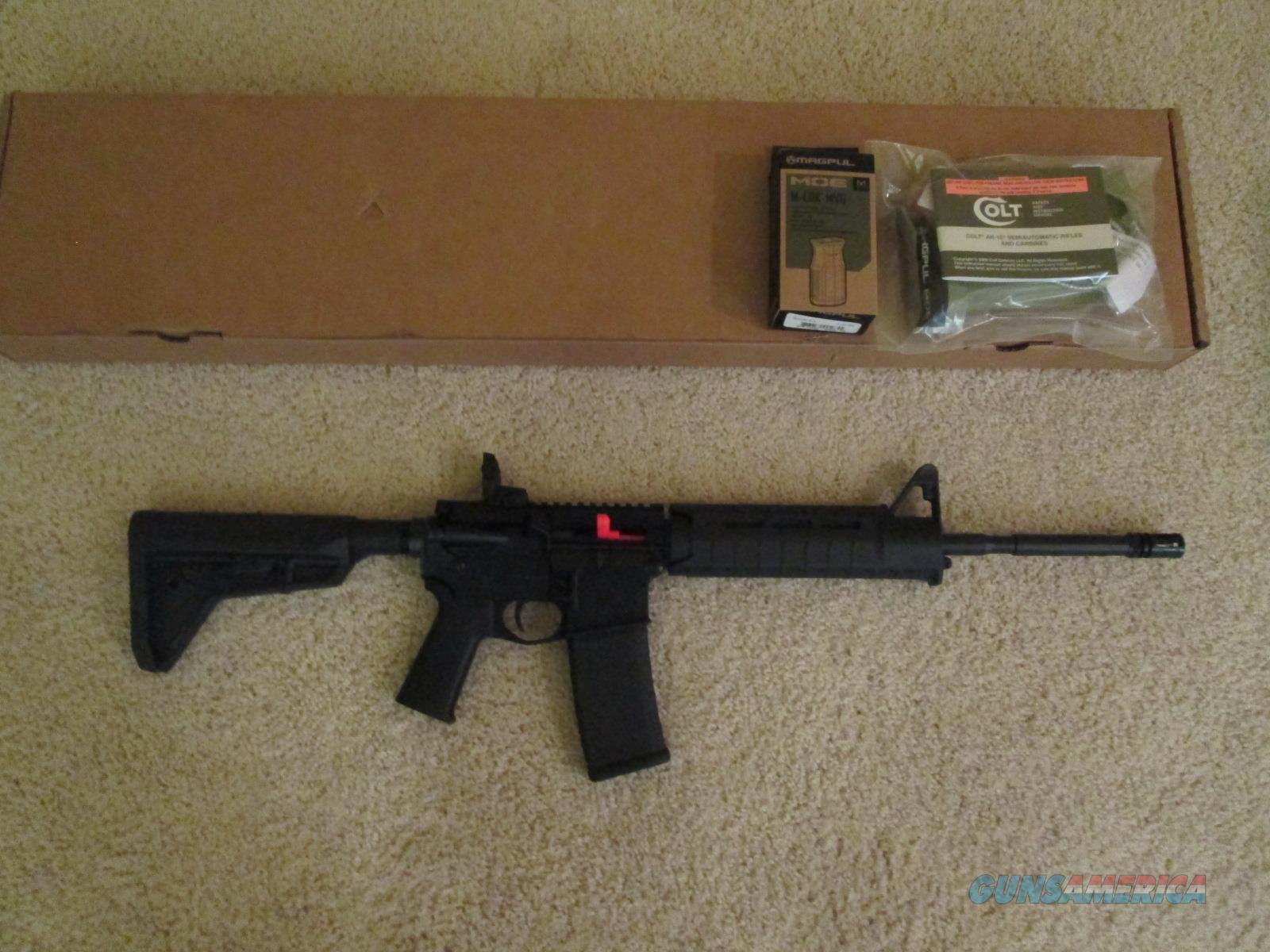 Colt LE6920 MPS Black  Guns > Rifles > Colt Military/Tactical Rifles
