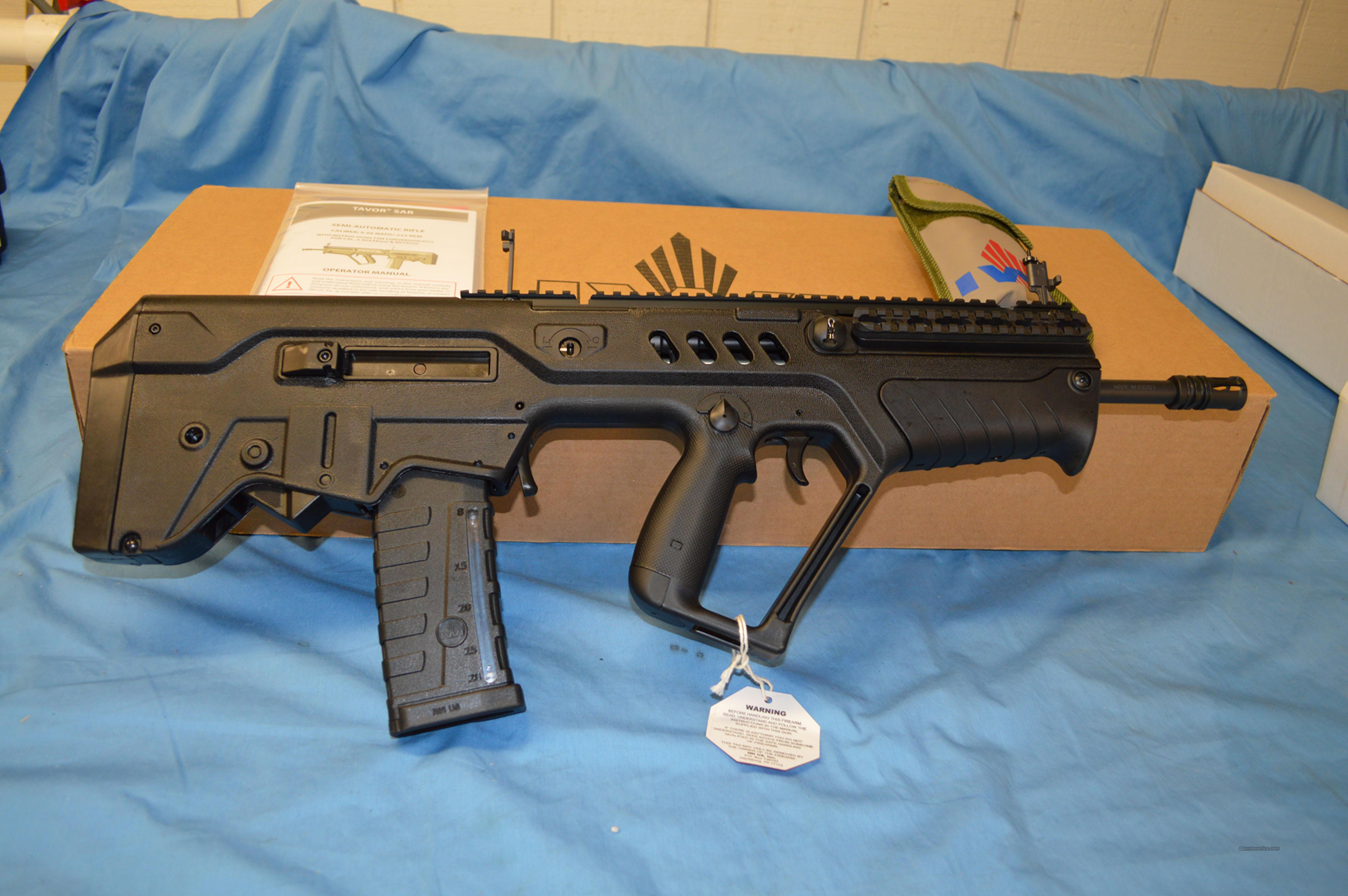 NEW YEAR SALE! IWI TAVOR SAR BULLPUP   Guns > Rifles > Tactical Rifles Misc.