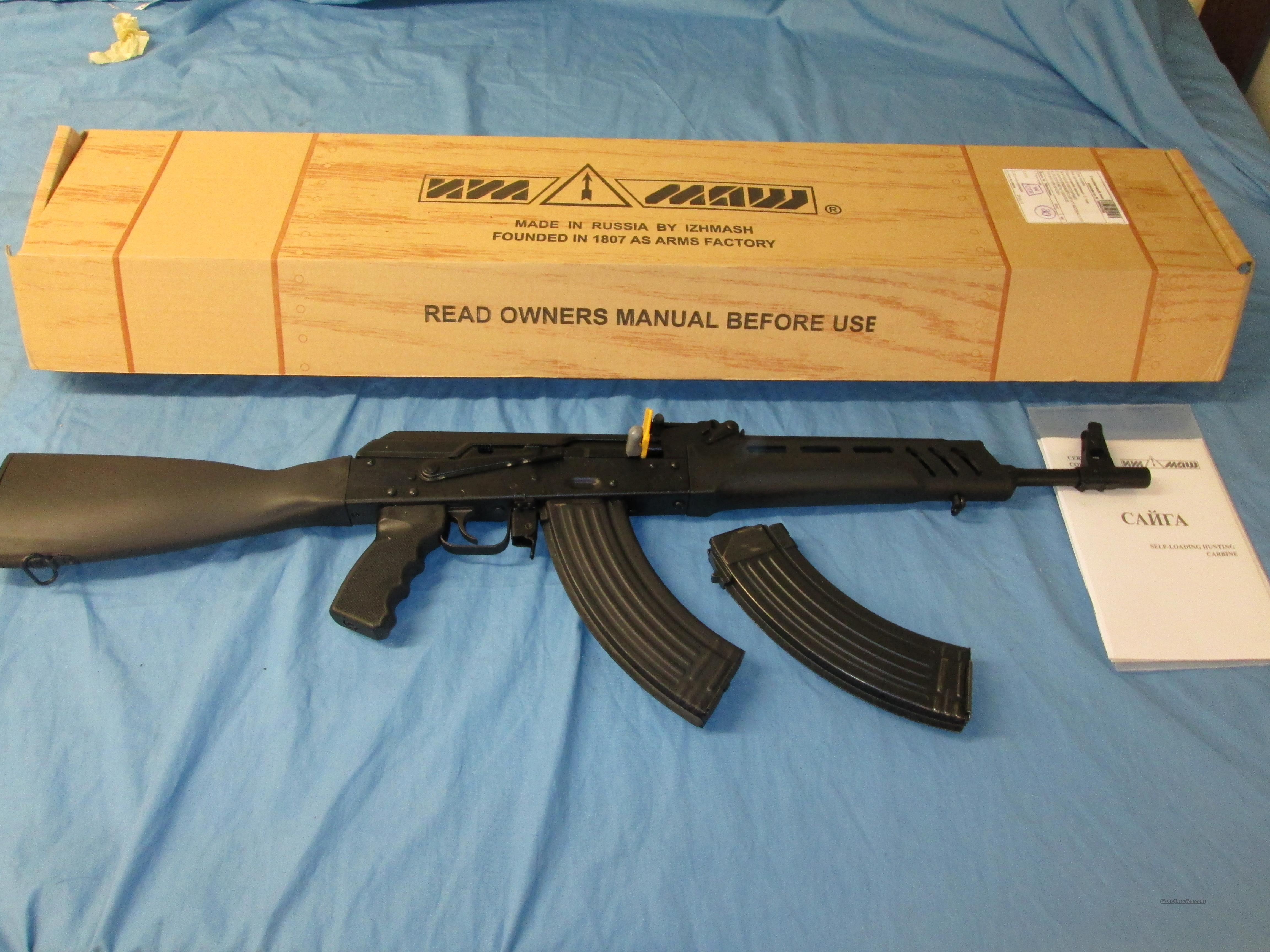 Russian Izhmash AK-47 AK47  Guns > Rifles > AK-47 Rifles (and copies) > Full Stock