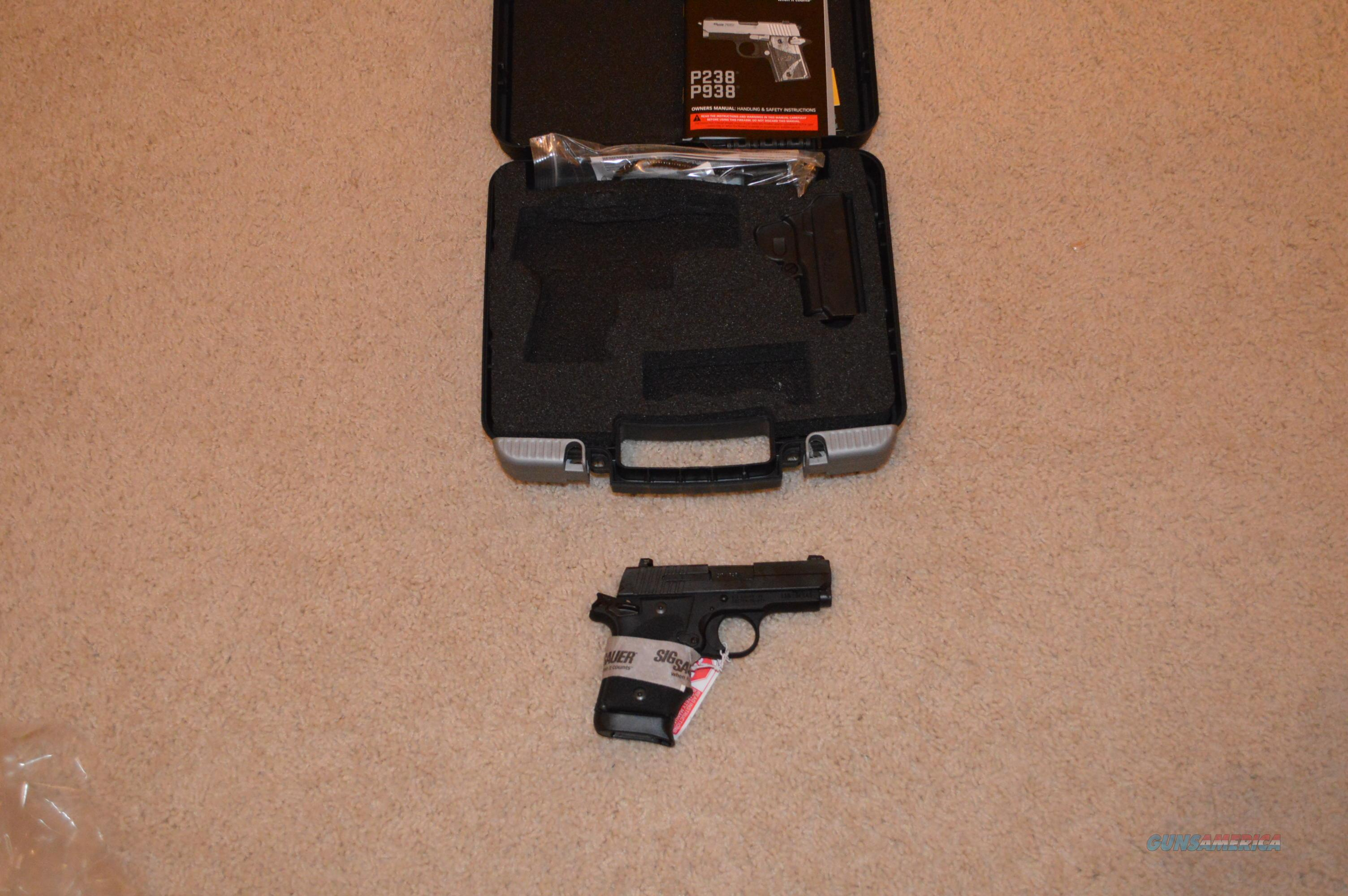 Sig 938 BRG Call for Sale Price!  Guns > Pistols > Sig - Sauer/Sigarms Pistols > P938