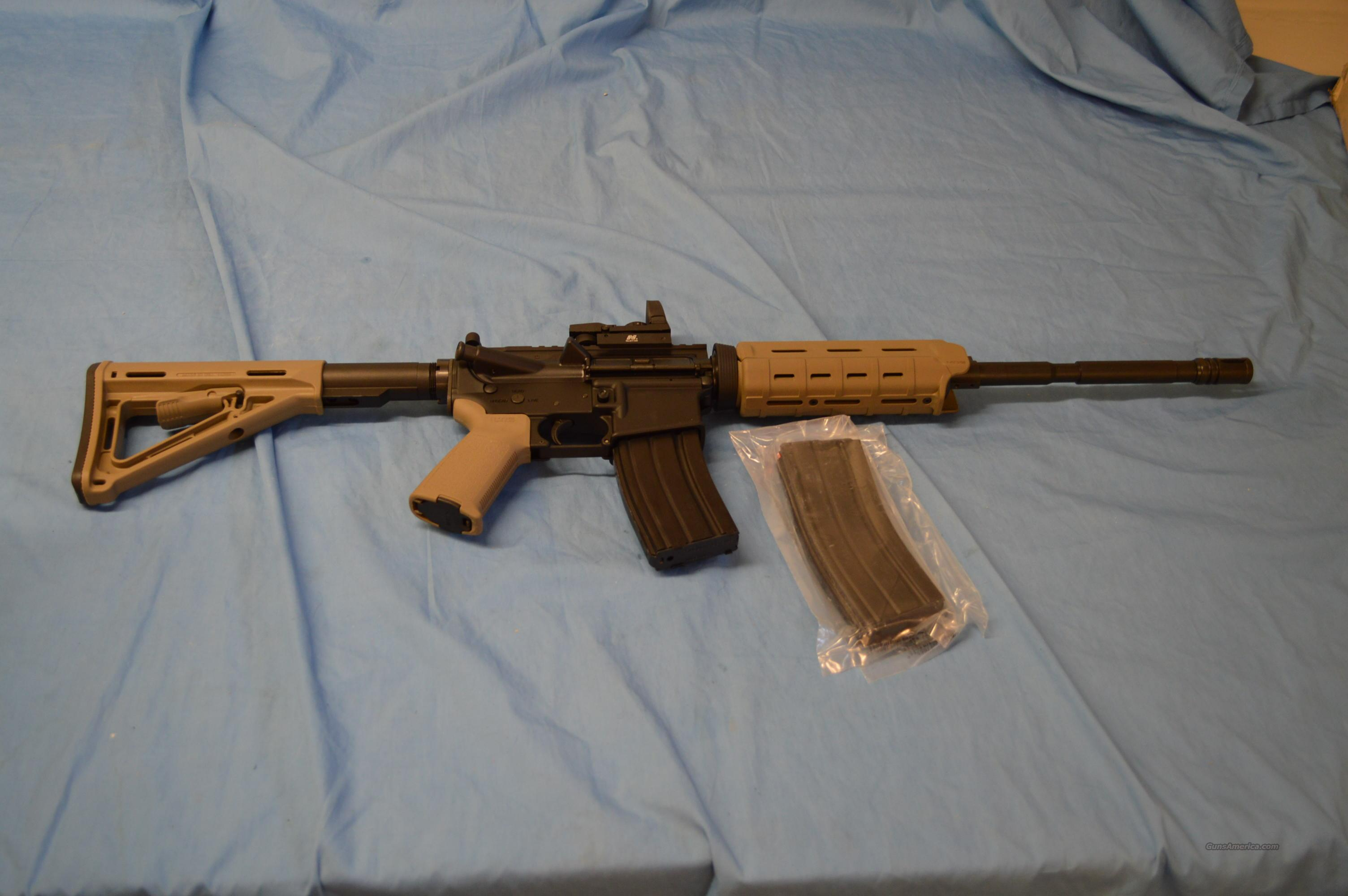 AR-15 Spikes / CMMG / Magpul  Guns > Rifles > AR-15 Rifles - Small Manufacturers > Complete Rifle