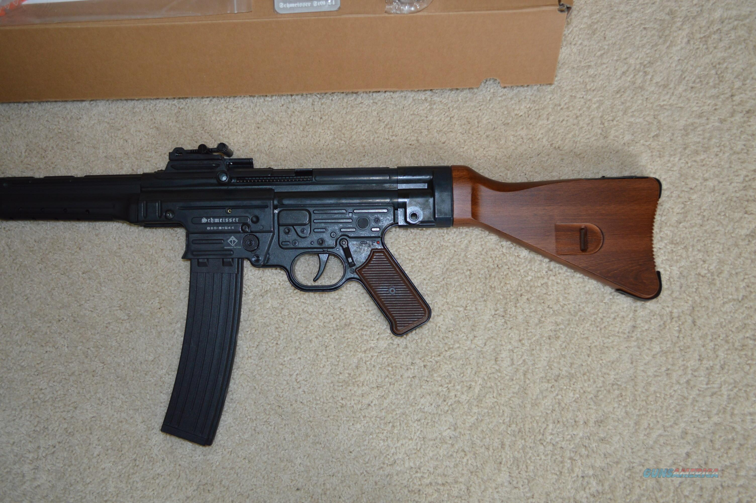 July 4th Sale! GSG German Sport STG-44 22LR + Extras!  Guns > Rifles > G Misc Rifles