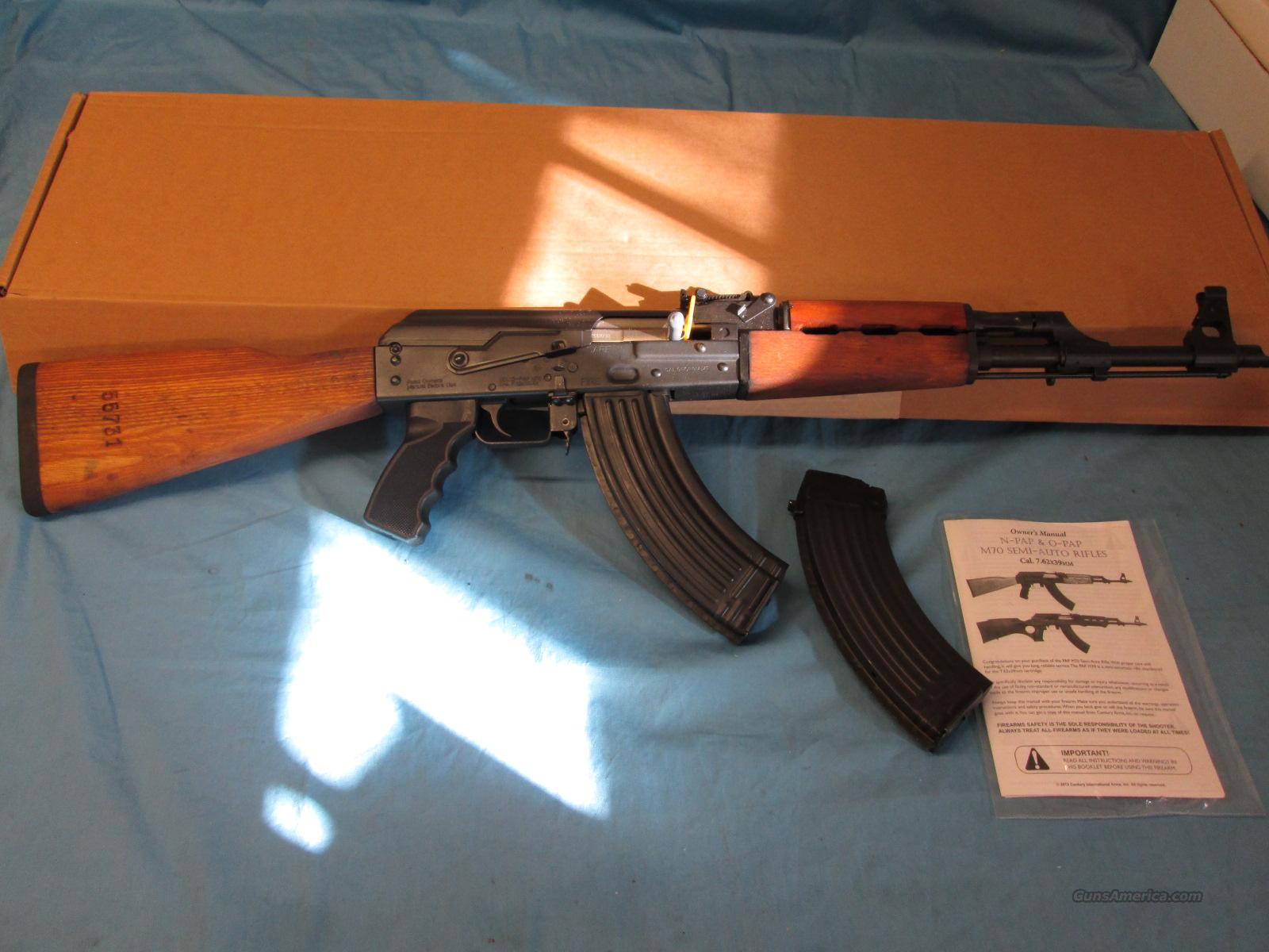Price Drop! Last One At This Price!  AK-47 Zastava O-PAP  Guns > Rifles > AK-47 Rifles (and copies) > Full Stock