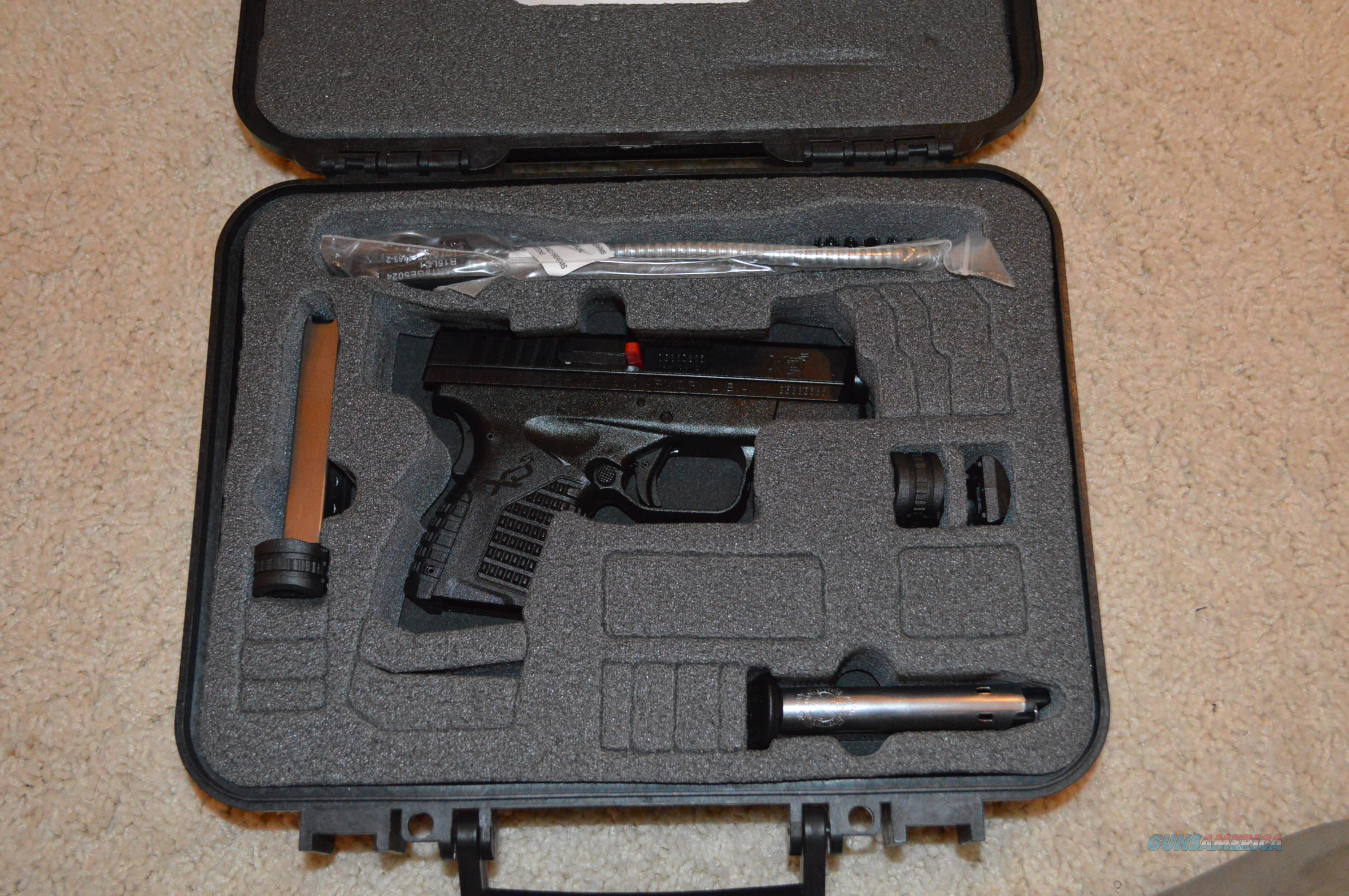 "Year End Sale! Springfield XDs 9mm 3.3"" Black FREE SHIP!  Guns > Pistols > Springfield Armory Pistols > XD-S"