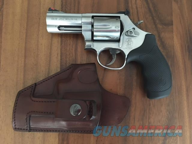 Smith & Wesson Model 686 Plus  Guns > Pistols > Smith & Wesson Revolvers > Med. Frame ( K/L )