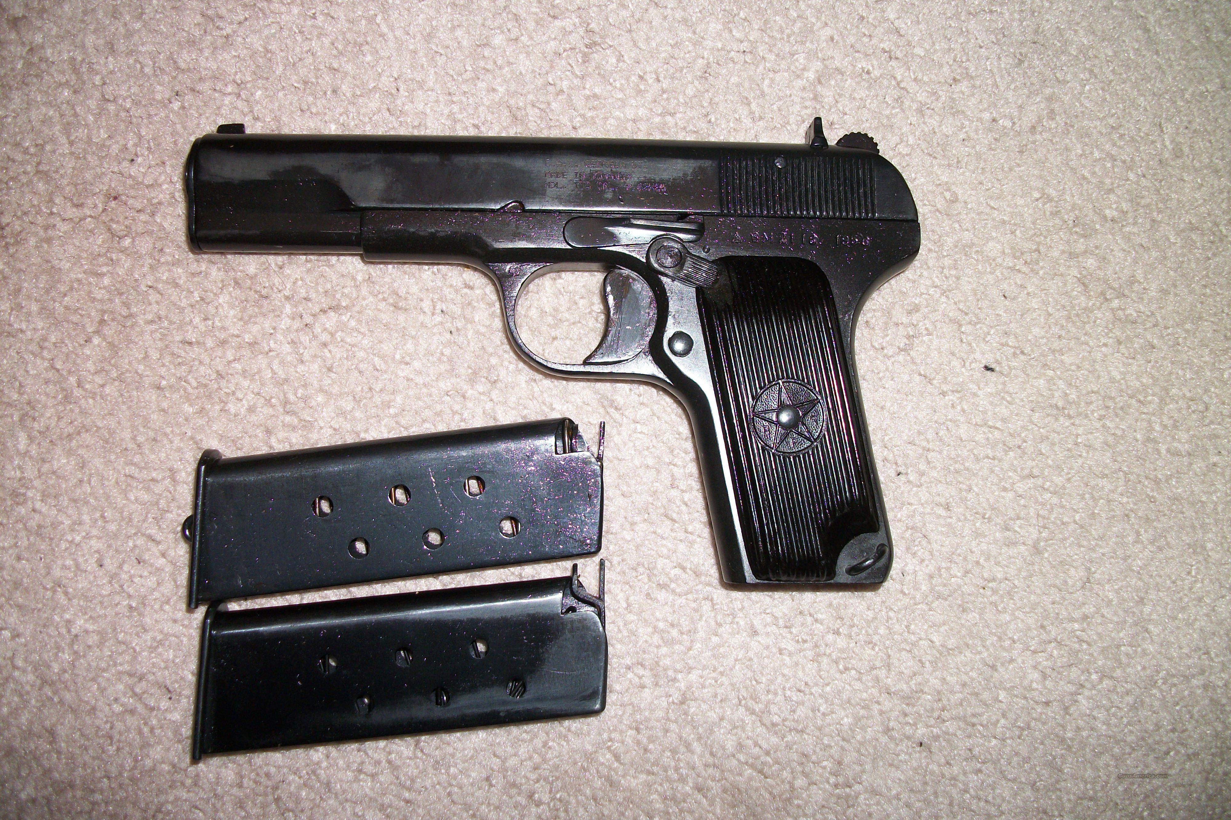Romanian Tokarev holster and 2 mags  Guns > Pistols > 1911 Pistol Copies (non-Colt)