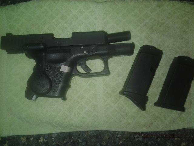 MASS COMP!! Gen 3 G27 with laser and clips MASS COMPLIANT!!!  Guns > Pistols > Glock Pistols > 26/27