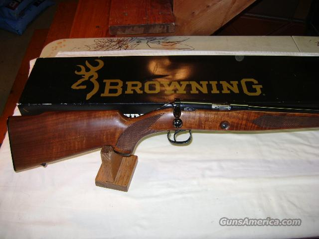 Browning Mod 52 like new with box  Guns > Rifles > Browning Rifles > Bolt Action > Hunting > Blue