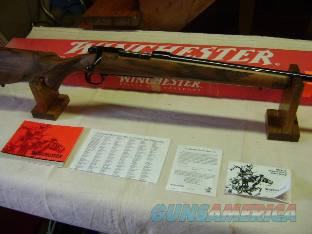 Winchester 70 Classic Featherweight NRA 30-06 NIB  Guns > Rifles > Winchester Rifles - Modern Bolt/Auto/Single > Model 70 > Post-64