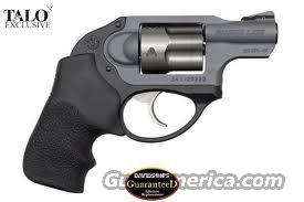 Ruger LCR Talo Edition  Guns > Pistols > Ruger Single Action Revolvers > Single Six Type