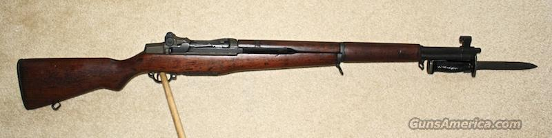 1945 Springfield M1 Garand + Ammo + more For Trade  Guns > Rifles > Springfield Armory Rifles > M1 Garand