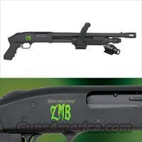 Mossberg ZMB 500 Chain Saw Zombie  Guns > Shotguns > Mossberg Shotguns > Pump > Tactical